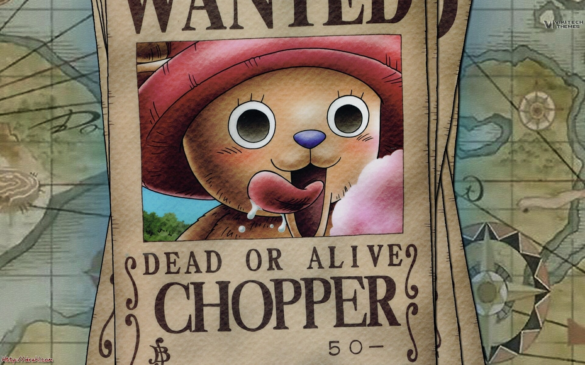 Tony Chopper One Piece High Resolution Stock Images wallpaper thumb