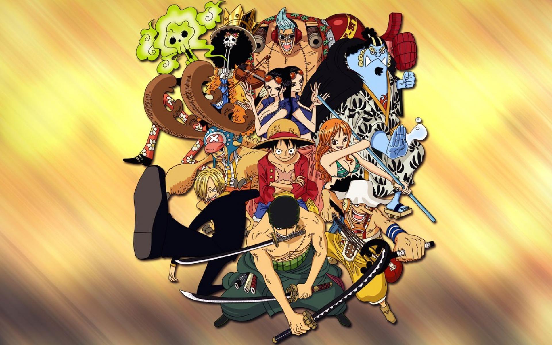 Anime Brook One Piece Franky One Piece Monkey D Luffy Nami One Piece Nico  Robin One Piece Anime Roronoa Zoro Sanji One Piece Straw Hat Tony Tony  Chopper …