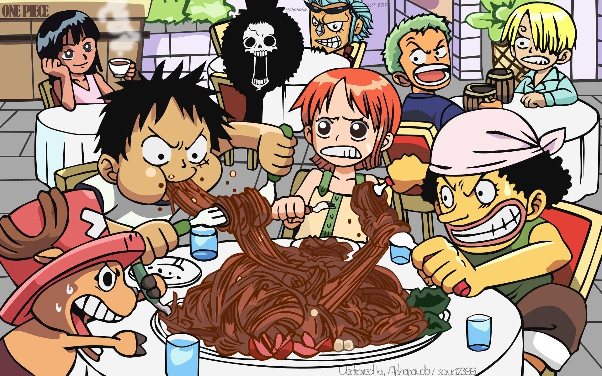 Anime One Piece