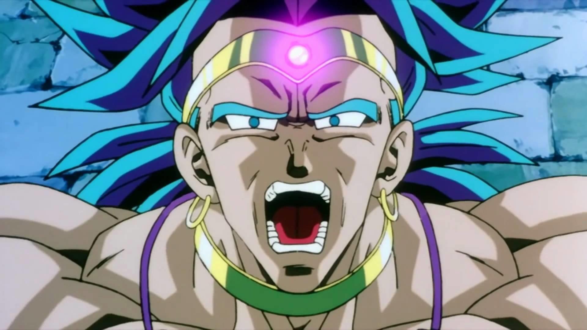 Toonami – Broly: The Legendary Super Saiyan Intro [Fan-made] (1080p HD)