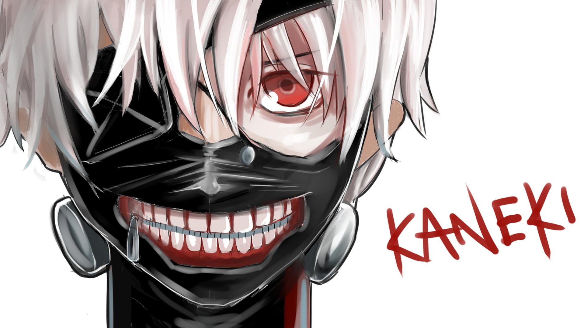 Ken Kaneki – Tokyo Ghoul wallpaper