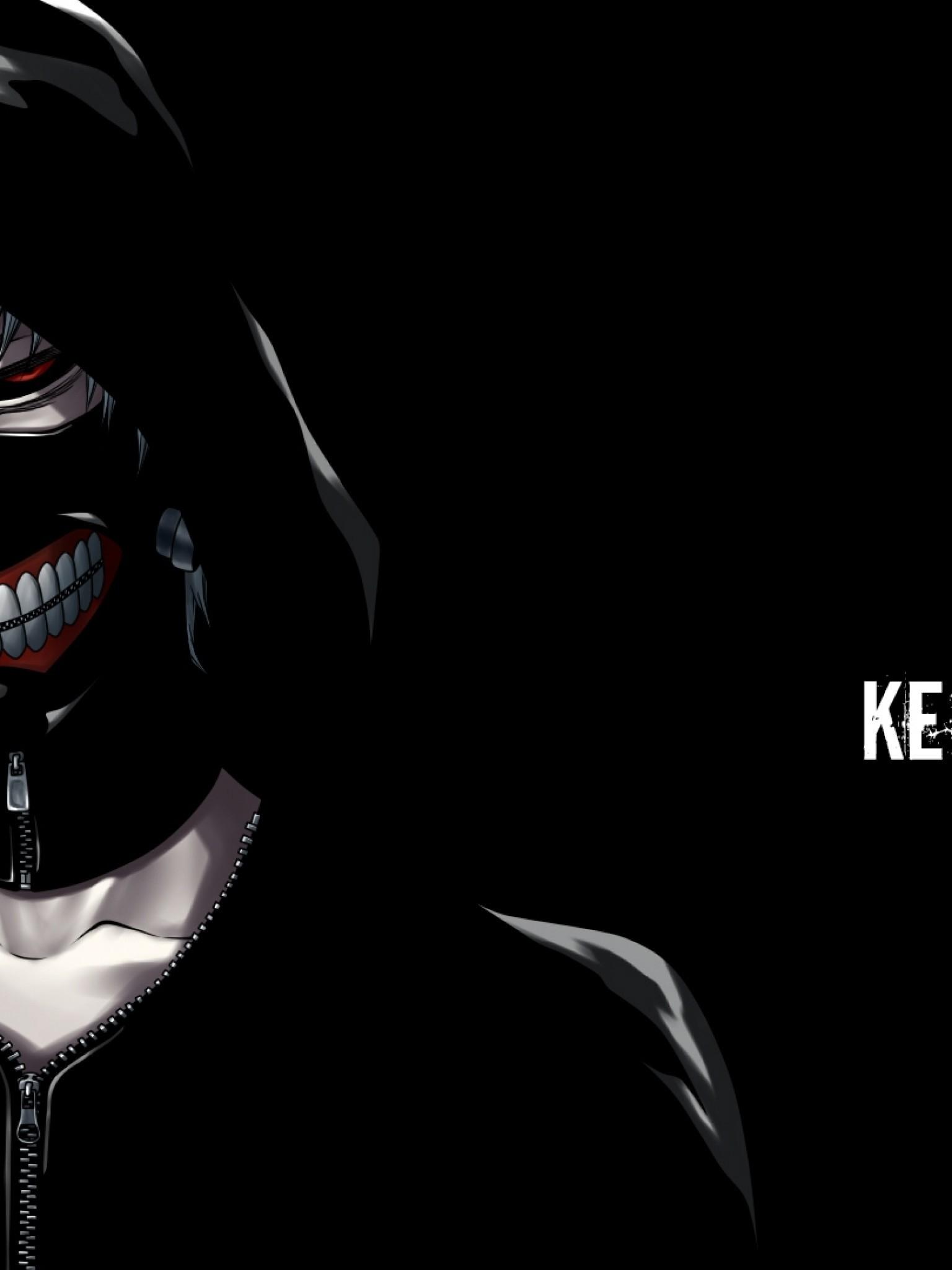 Ken Kaneki, Hoodie, Mask, Transform, Tokyo Ghoul