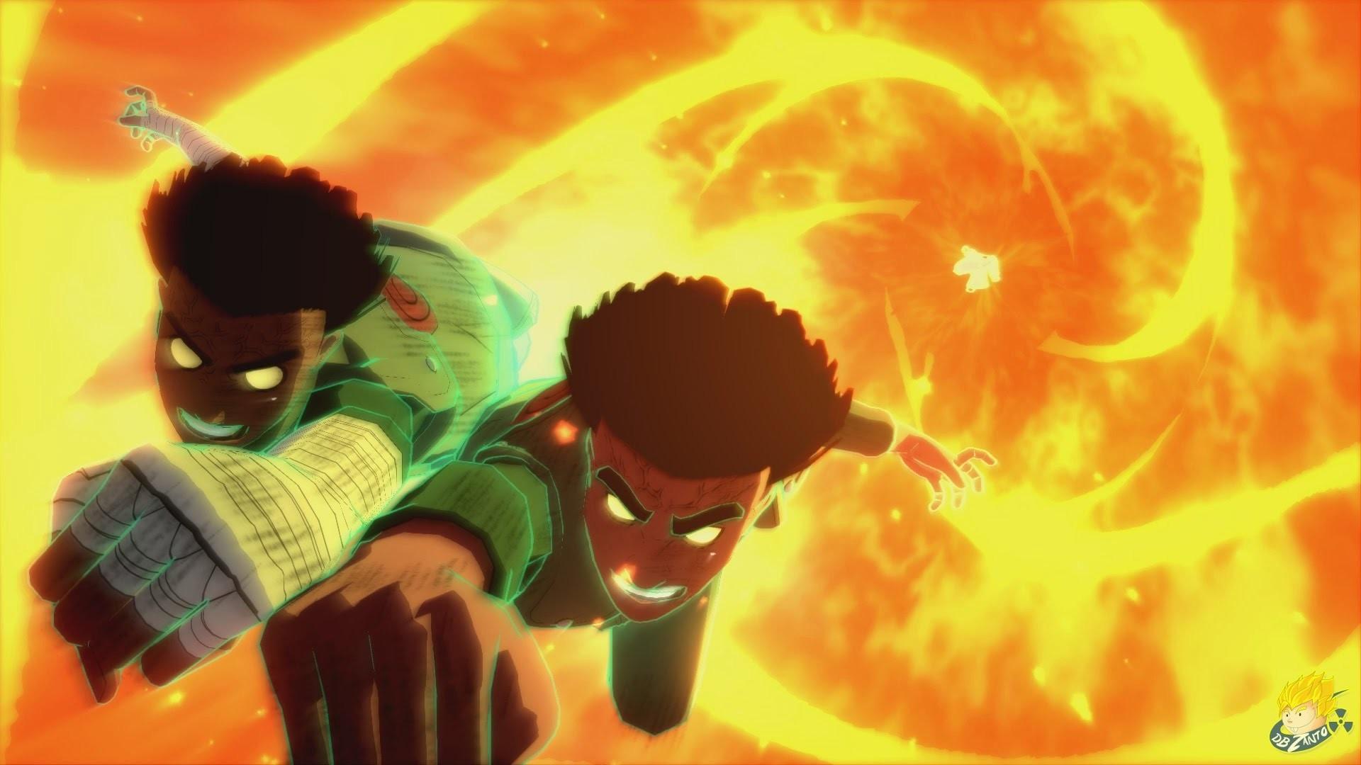 Naruto Shippuden: Ultimate Ninja Storm 4 – Rock Lee/Might Guy Team Ultimate  Jutsu【1080P】 – YouTube