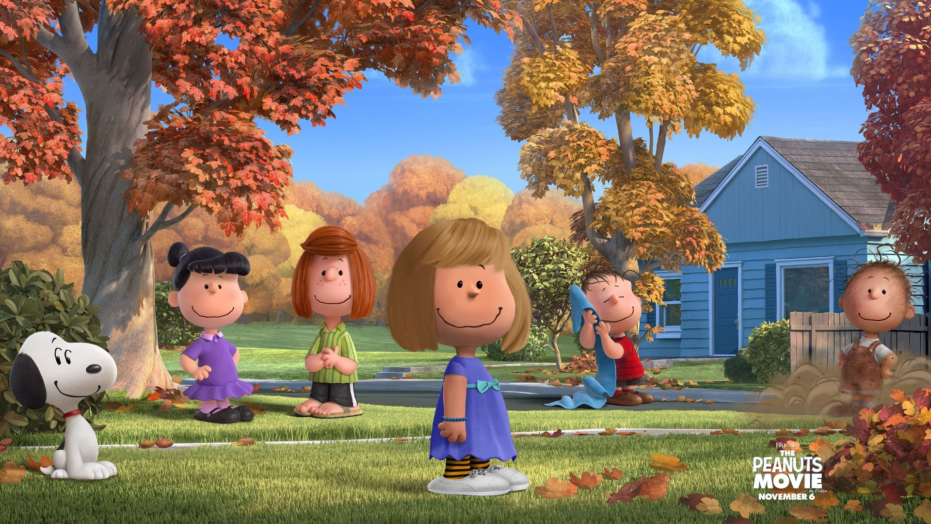 Try The Peanutize Me Character Creator For THE PEANUTS MOVIE – We Are Movie  Geeks