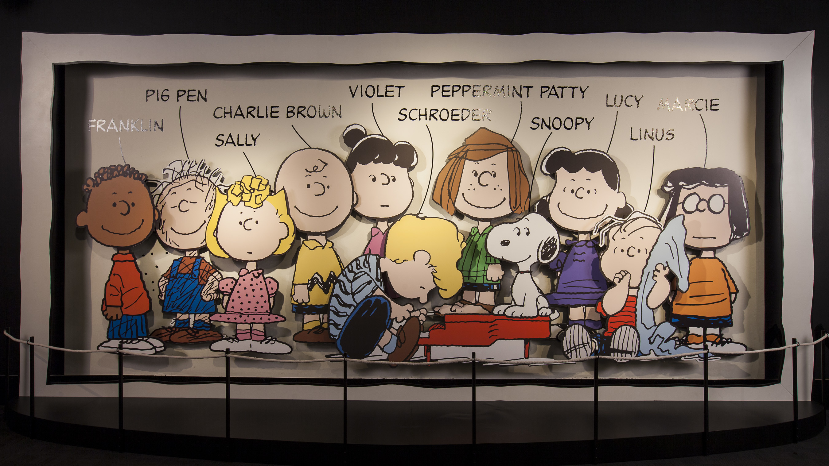 """First Look: """"Charlie Brown and The Great Exhibit"""" at the Museum of ."""