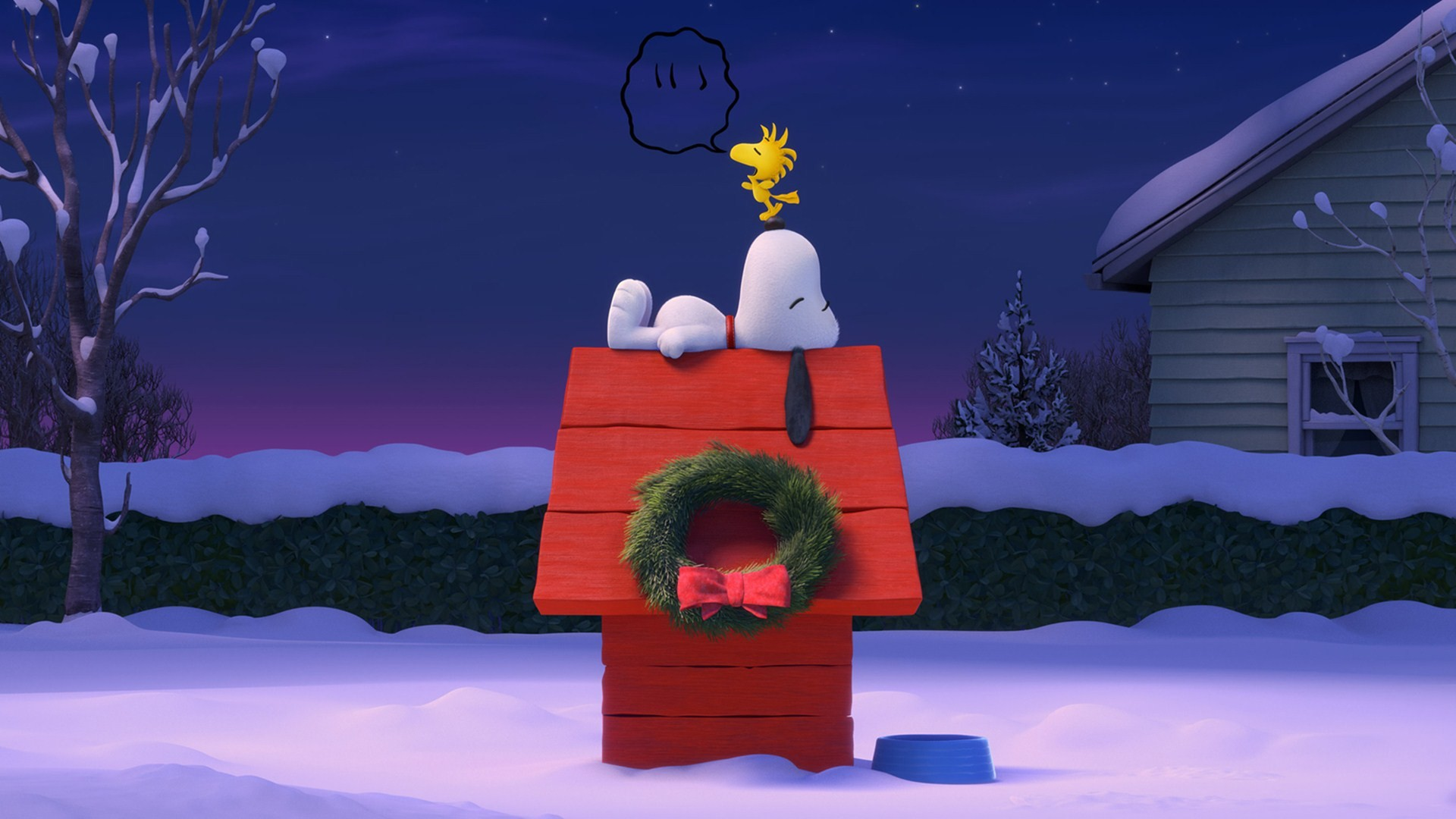 The Peanuts 2015 Movie Snoopy HD Wallpaper – DreamLoveWallpapers