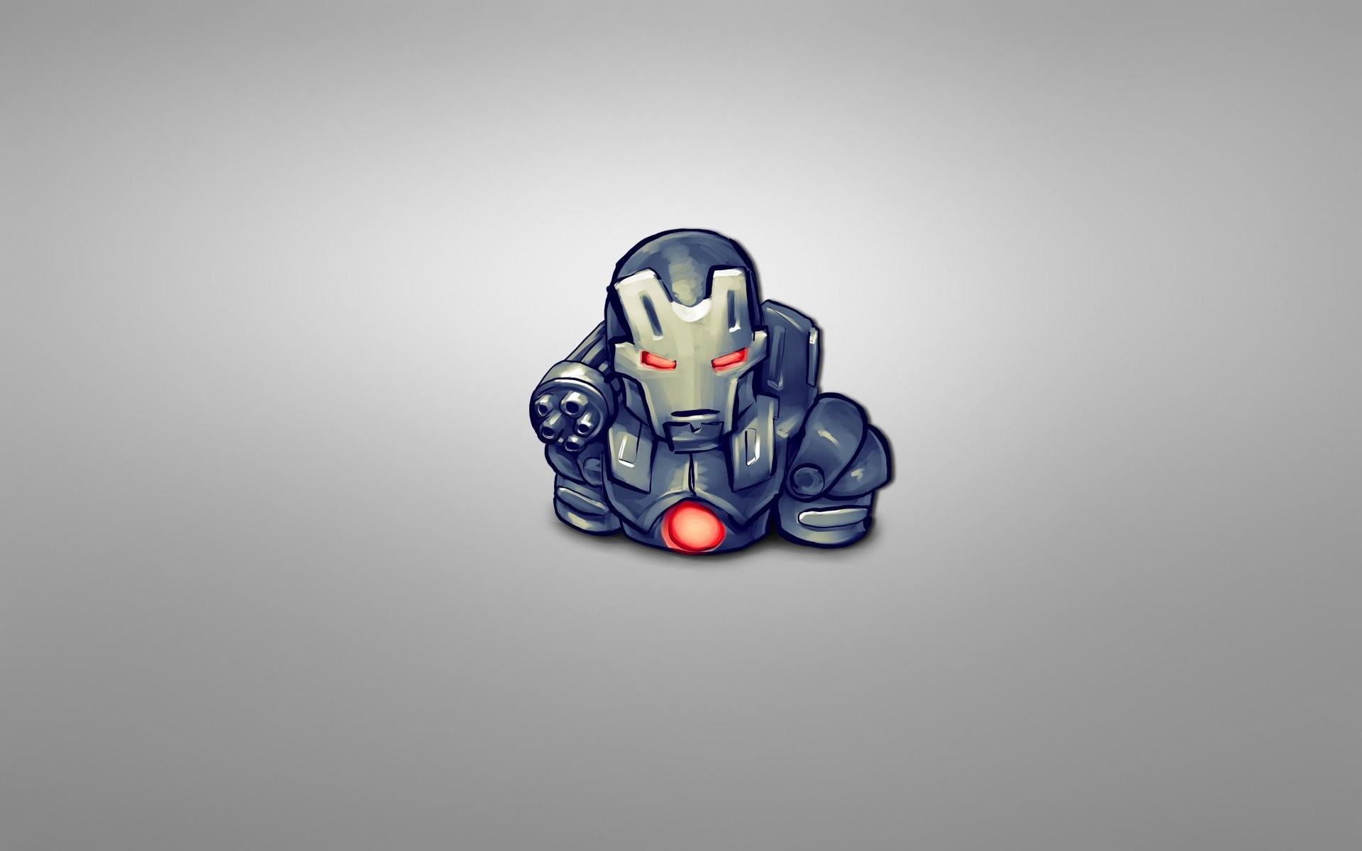 iron man iron man comics marvel steel armour grey minimalism