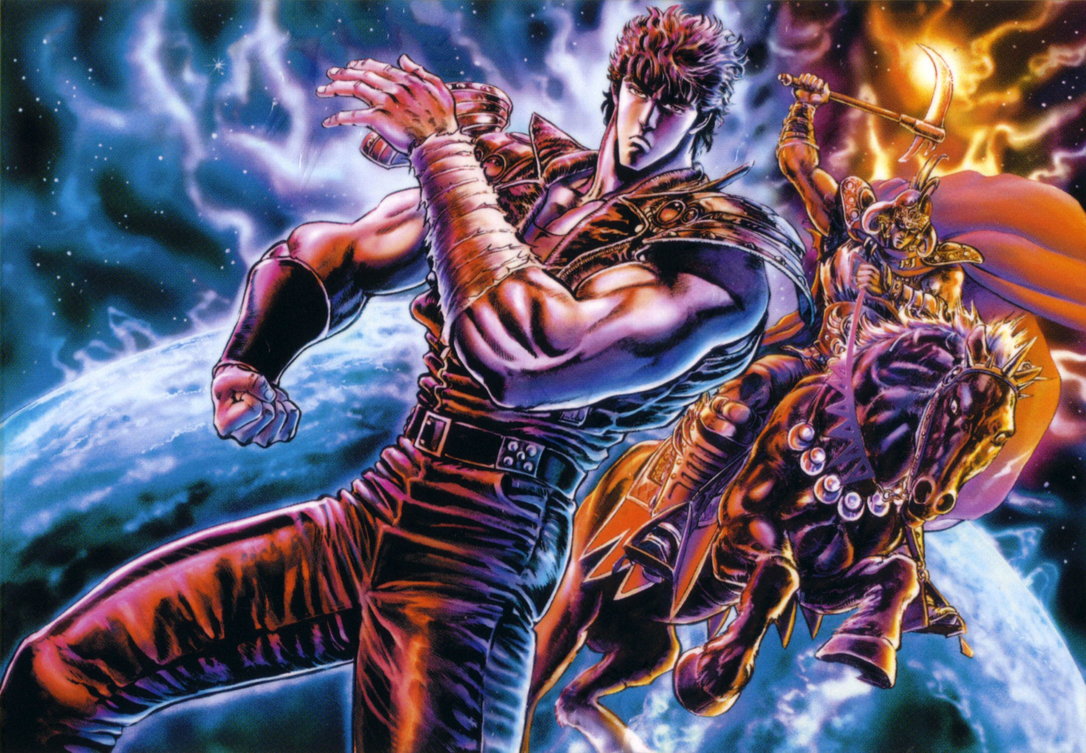 HD Wallpaper   Background ID:232315. Anime Fist Of The North Star