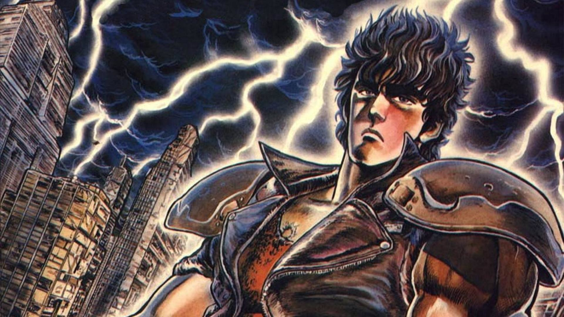Anime – Fist Of The North Star Kenshiro (Fist Of The North Star) Wallpaper