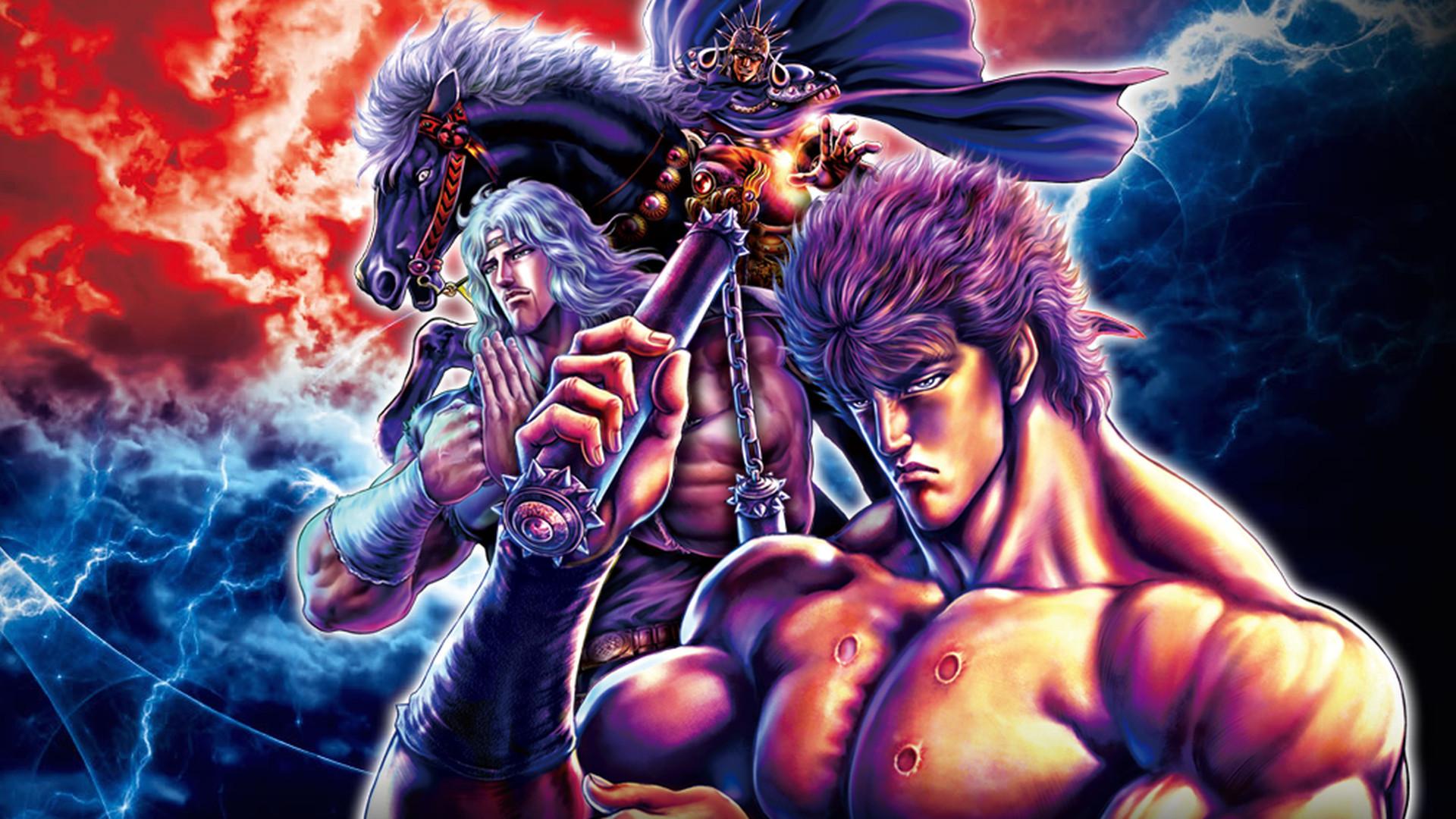 … Fist of the North Star (Hokuto No Ken) – Fanart – Background …