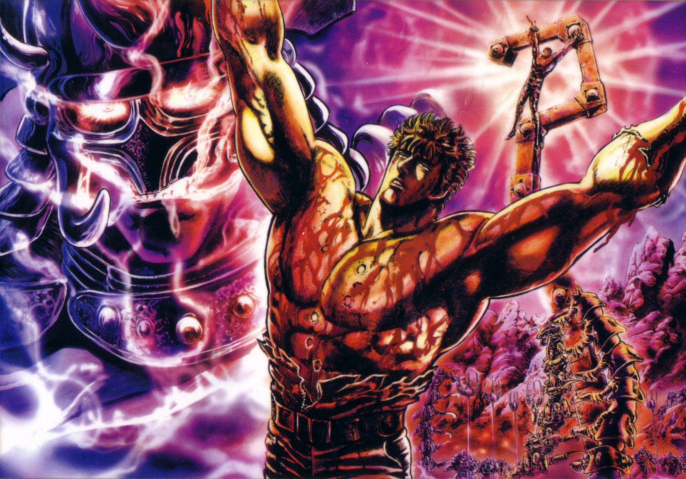HD Widescreen Wallpapers – fist of the north star picture (Sandford Cook  2190×1529)