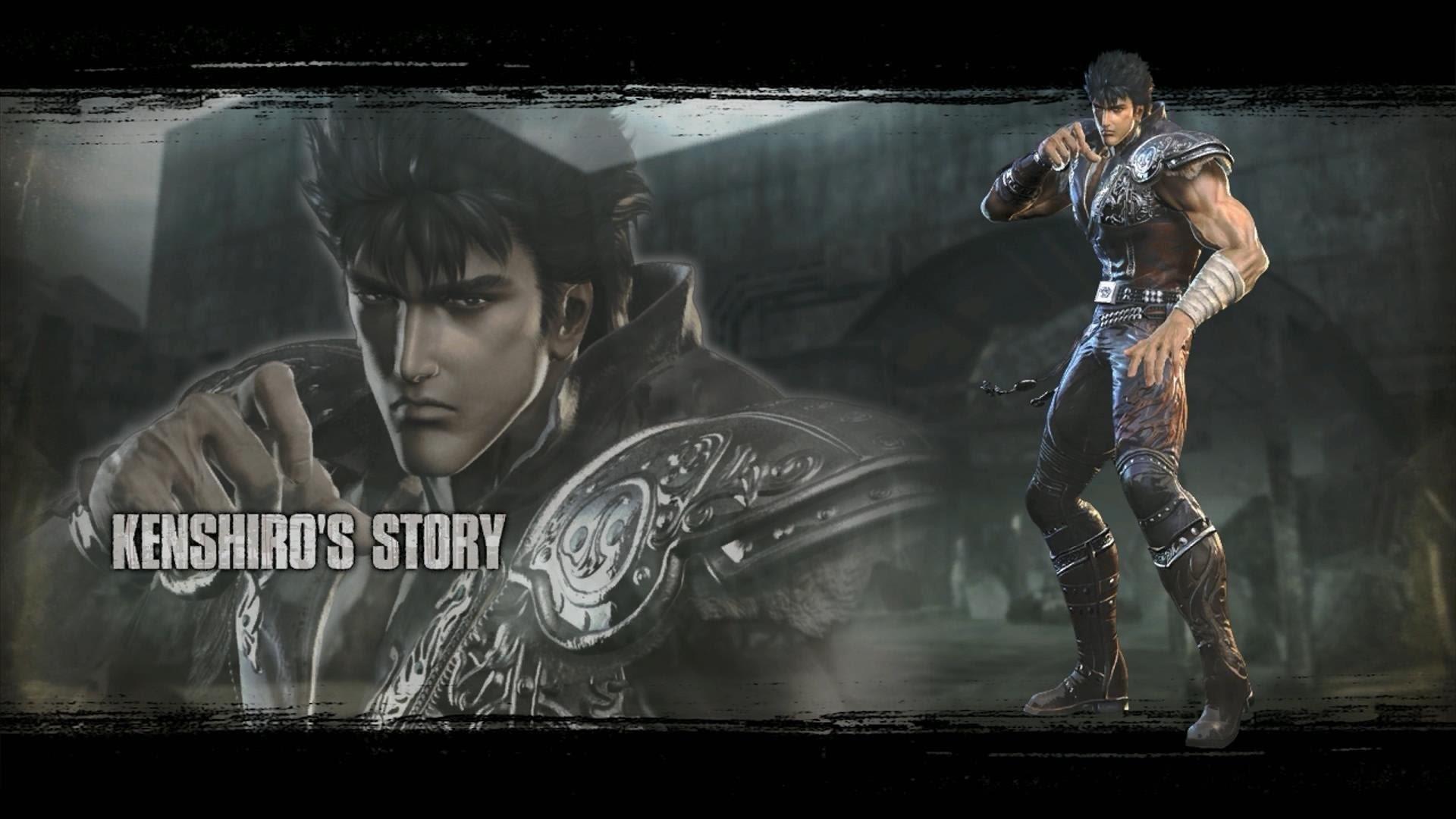 Fist of the North Star Ken's Rage Story Mode Kenshiro Longplay – YouTube