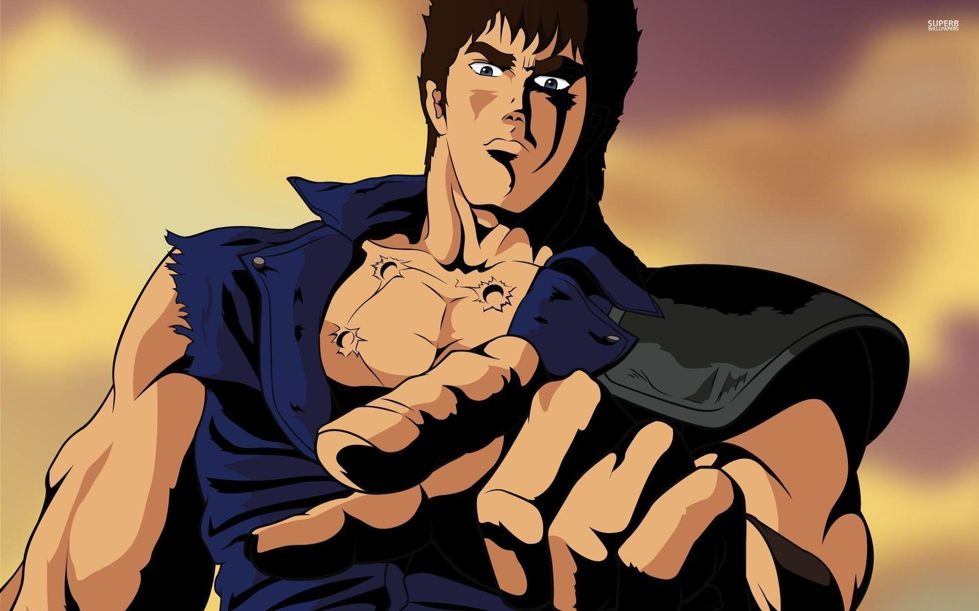 Kenshiro – Fist Of The North Star …