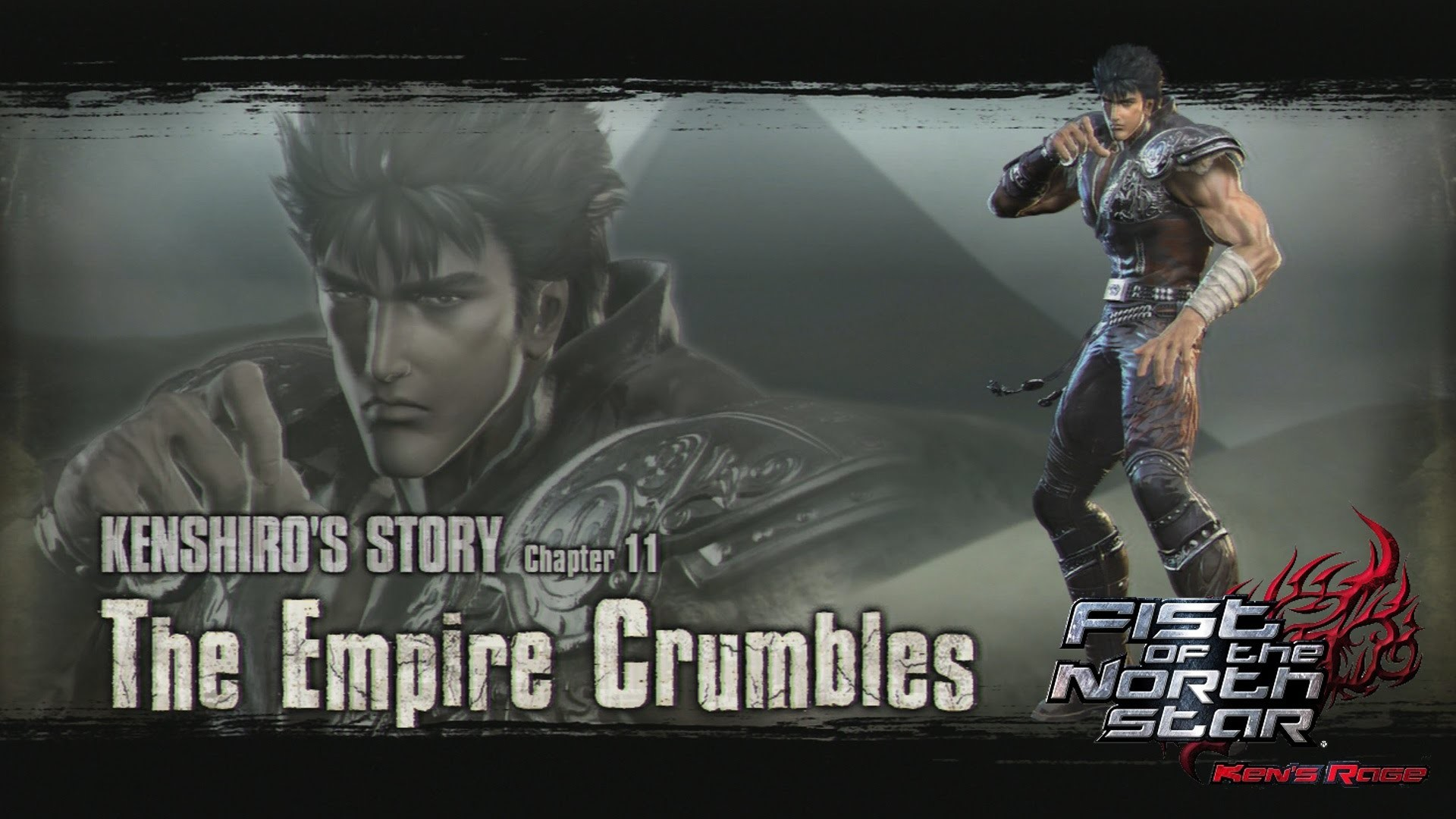Fist of the North Star: Ken's Rage – Kenshiro's Story – Chapter 11: The  Empire Crumbles