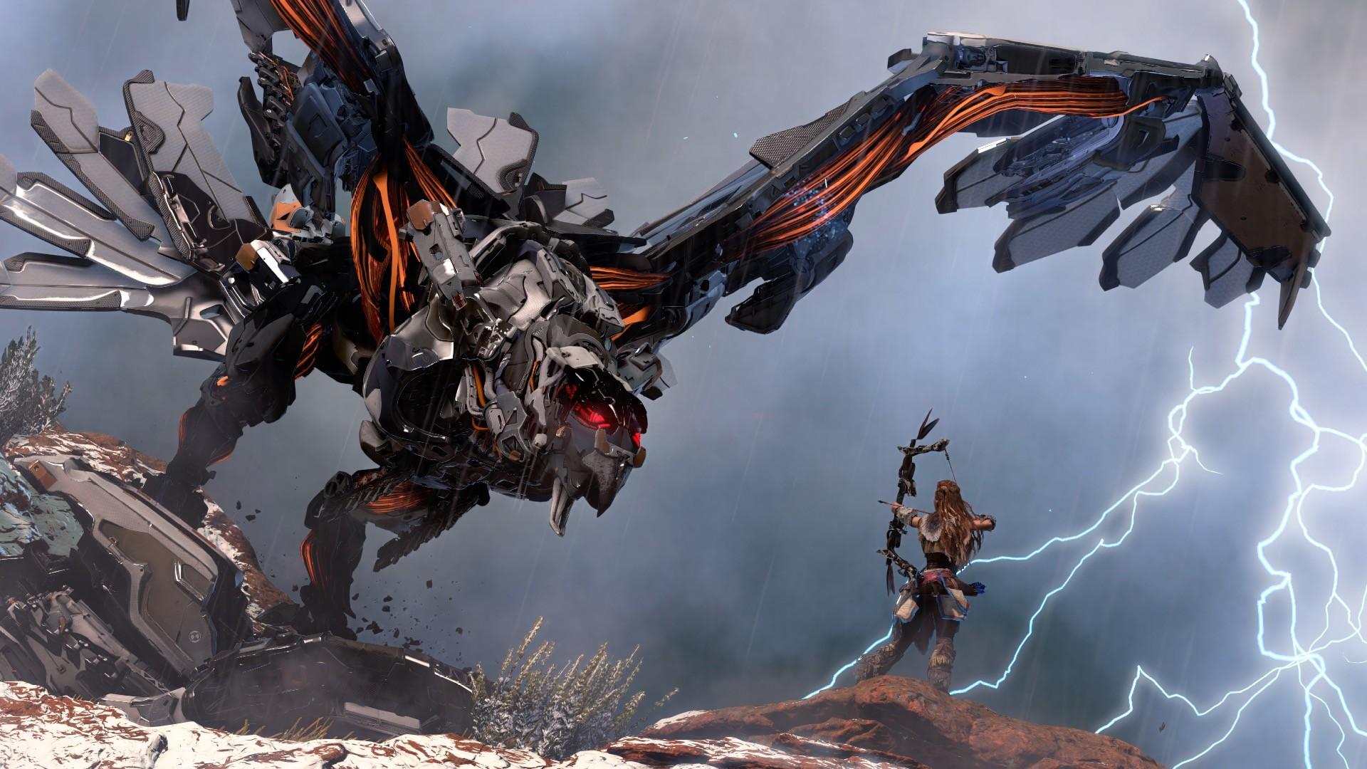 Guerrilla Releases Amazing Horizon: Zero Dawn Wallpapers For Your Devices