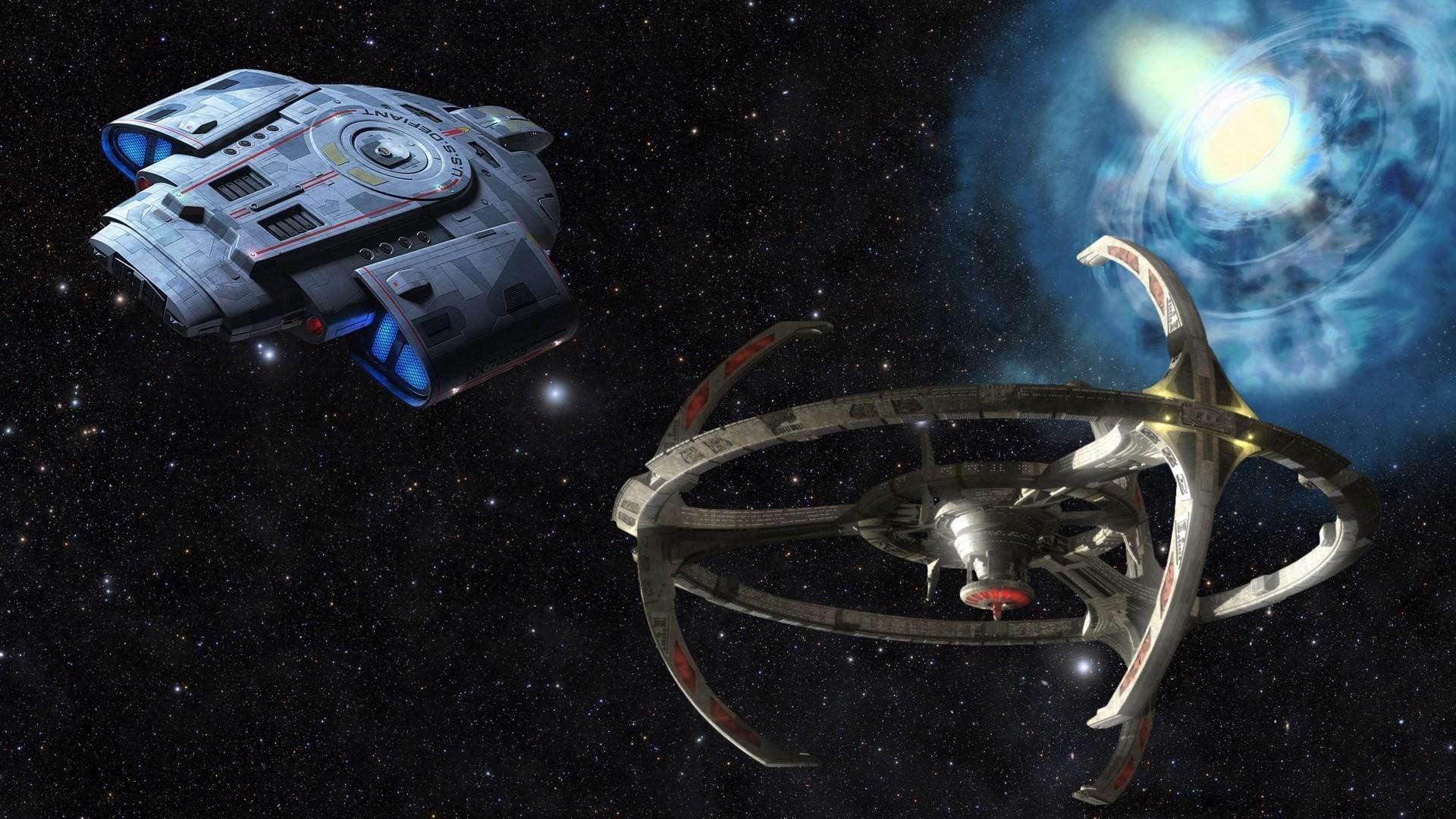 free screensaver wallpapers for star trek deep space nine by Drayton  Stevenson (2017-03