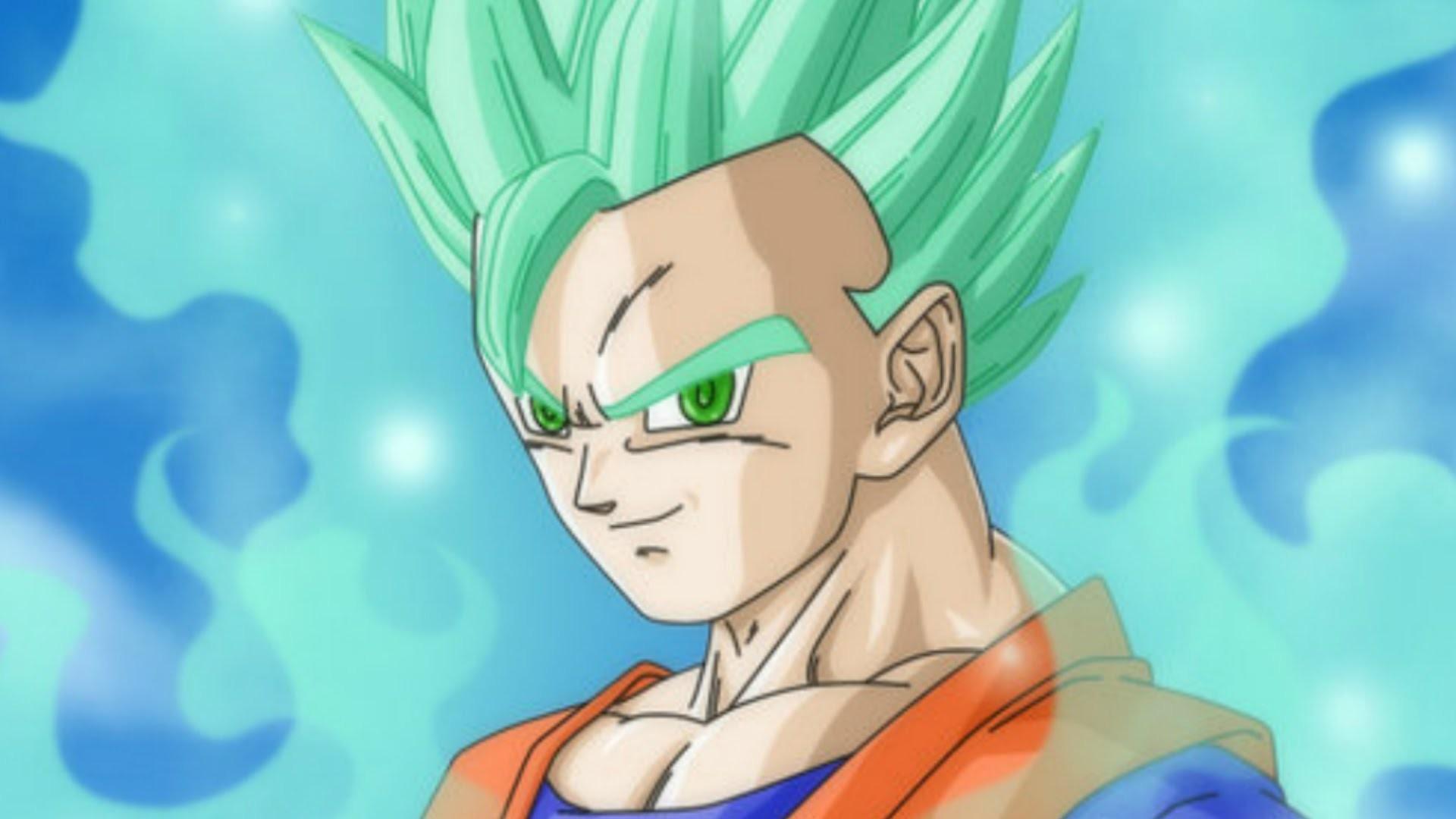 Gohan Super Saiyan God Super Saiyan 2 – Dragon Ball Super Theory