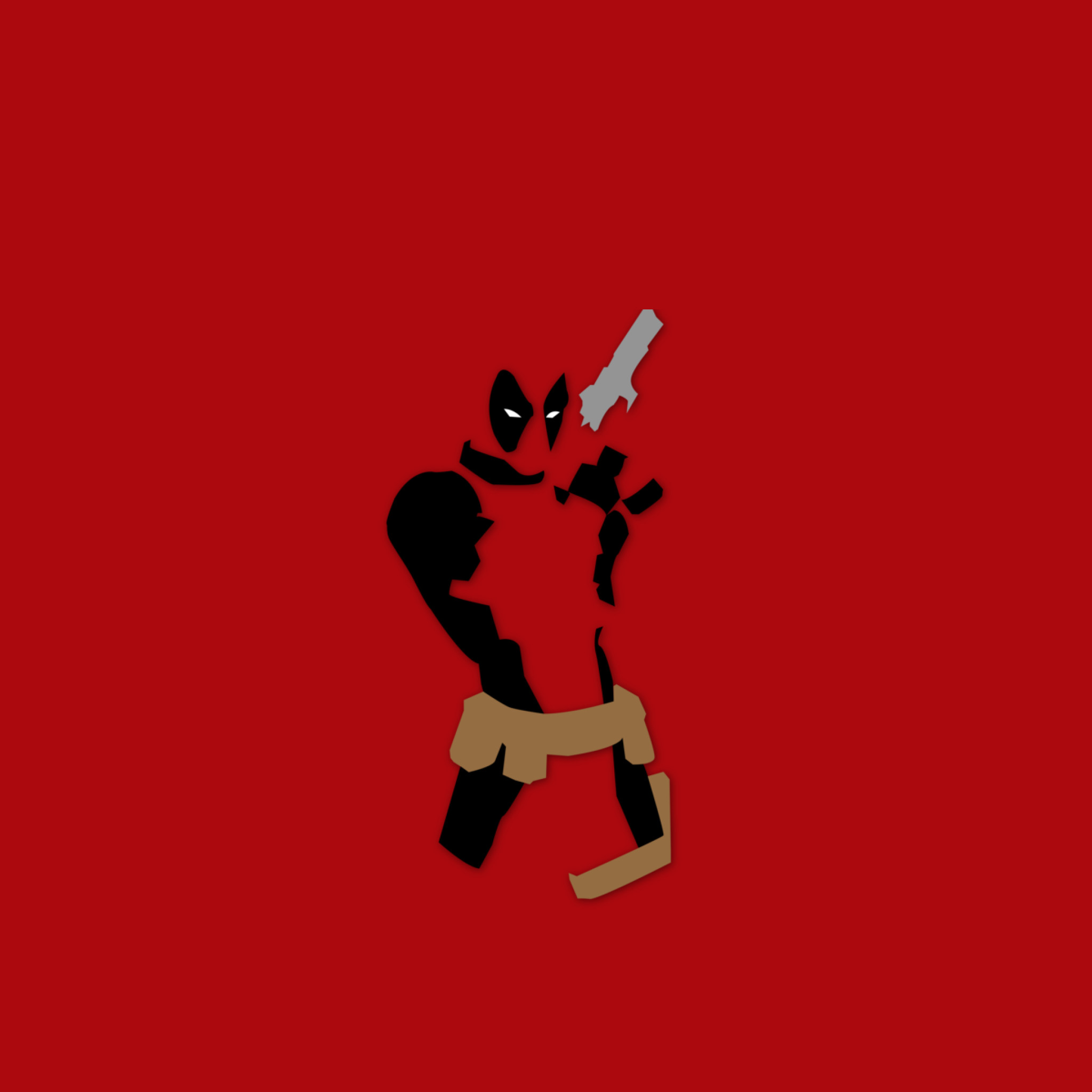 Red Deadpool – Tap to see more of the The Merc with a Mouth: Deadpool  Wallpapers as well as many more other awesome movies & games wallpaper!