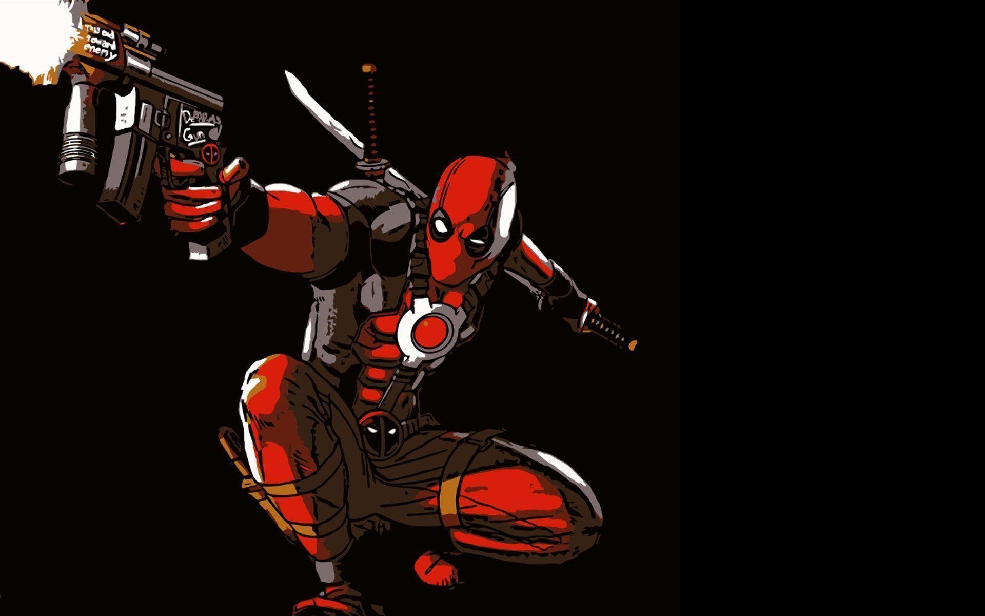 Deadpool wallpaper – 982604