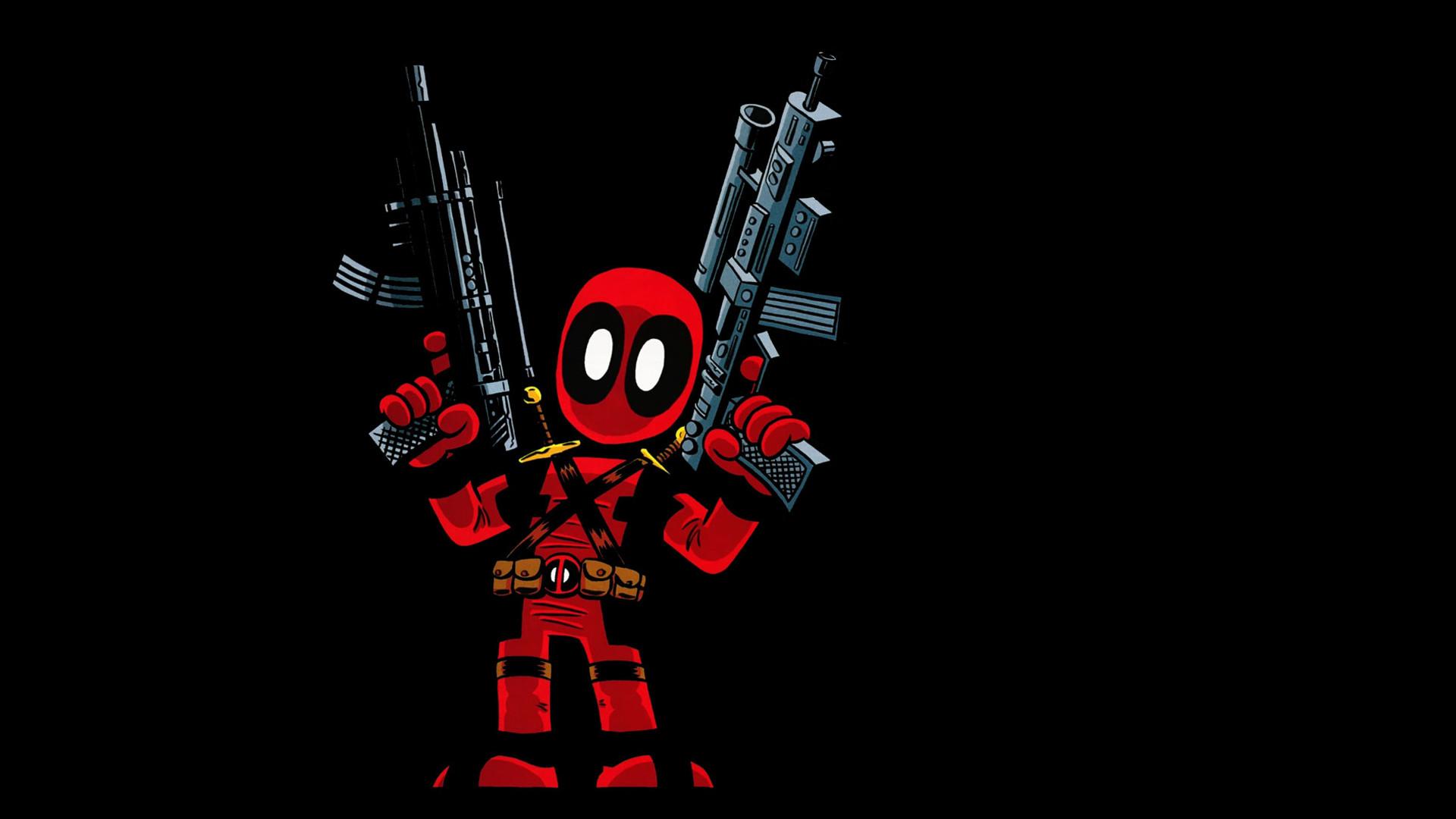 Comics – Deadpool Wallpaper