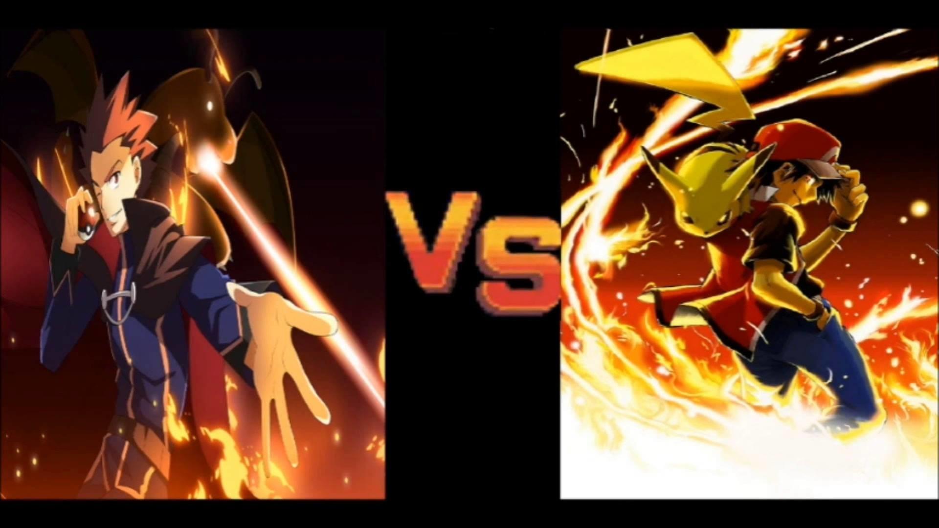 Related: Pokemon Trainer Red Vs Ash , Pokemon Trainer Red Wallpaper