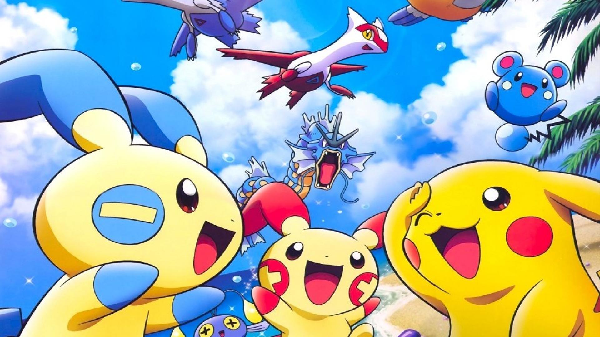 Cute Pokemon Wallpaper Widescreen