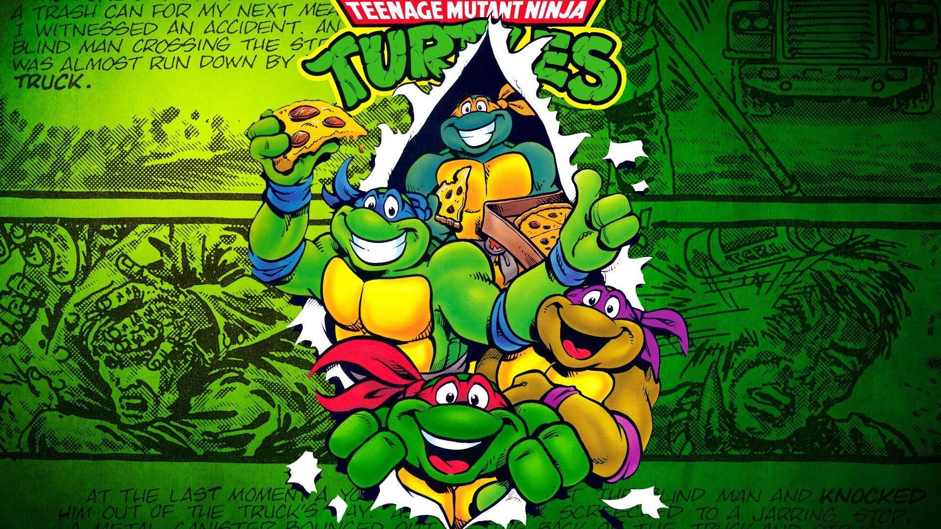 mutant ninja turtles 1080×1920 Wallpaper, HDTV Desktop Wallpaper .
