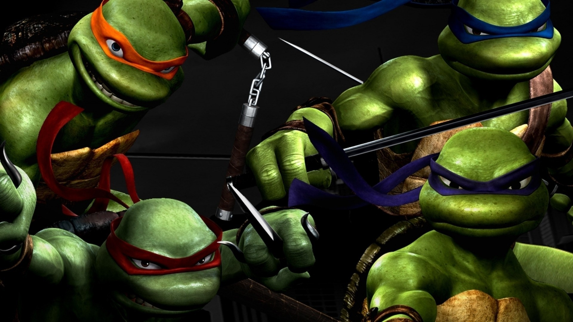 Michelangelo Teenage Mutant Ninja Turtles HD desktop wallpaper   Adorable  Wallpapers   Pinterest   Ninja turtles, Hd desktop and Michelangelo