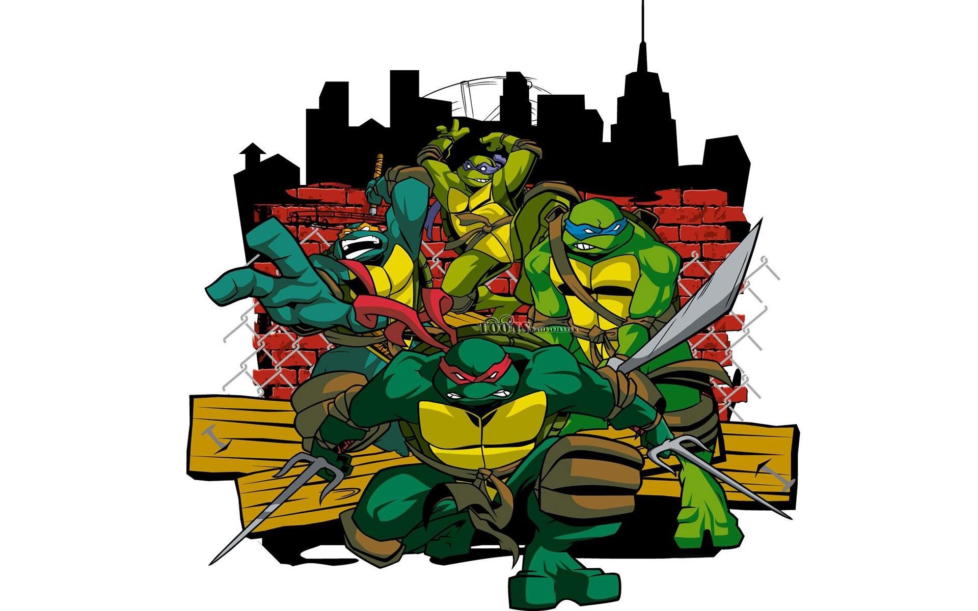 Desktop Ninja Turtles HD Wallpapers Images Download.