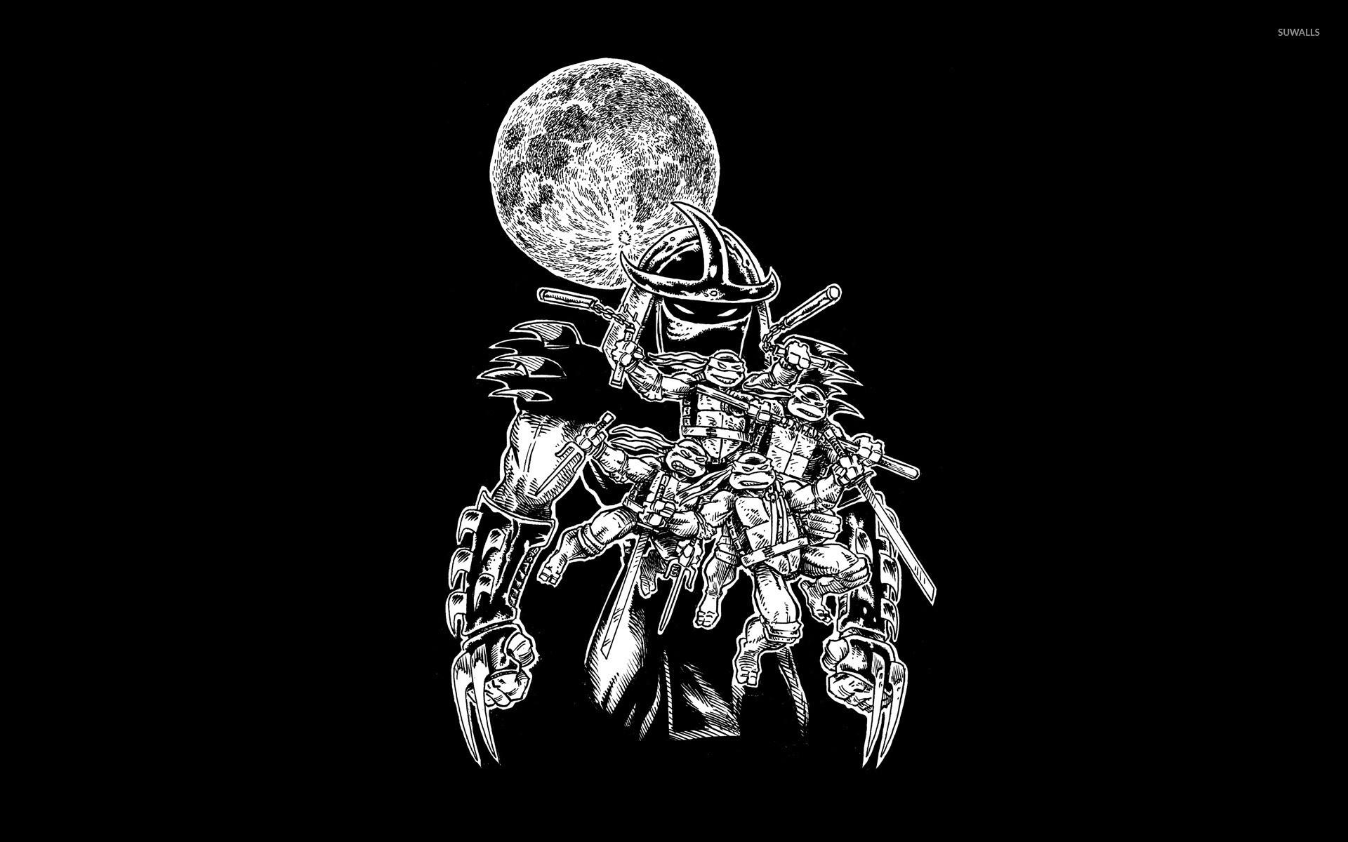 Teenage Mutant Ninja Turtles [4] wallpaper jpg