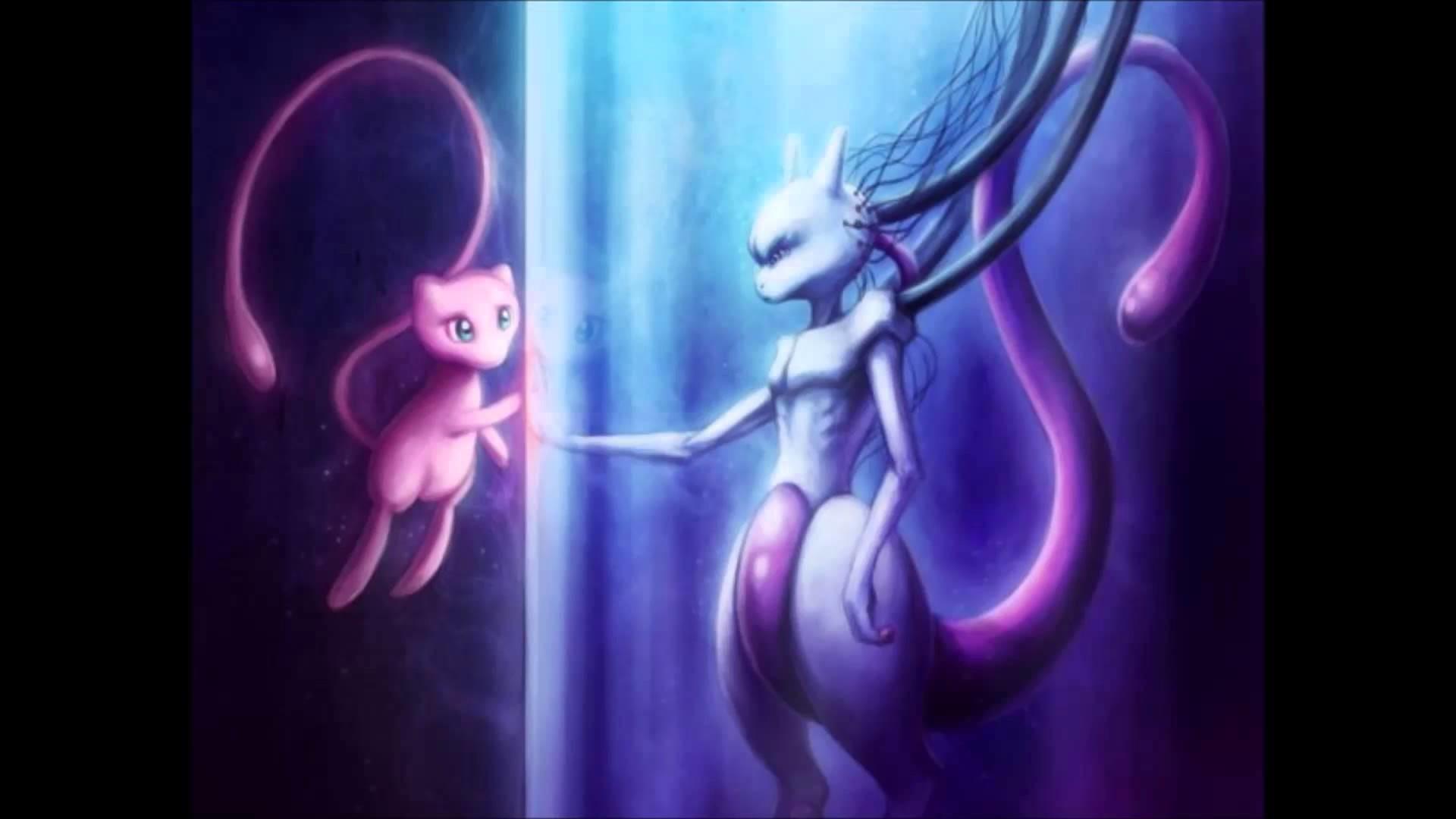 Script – Film Pokemon Mew vs. Mewtwo