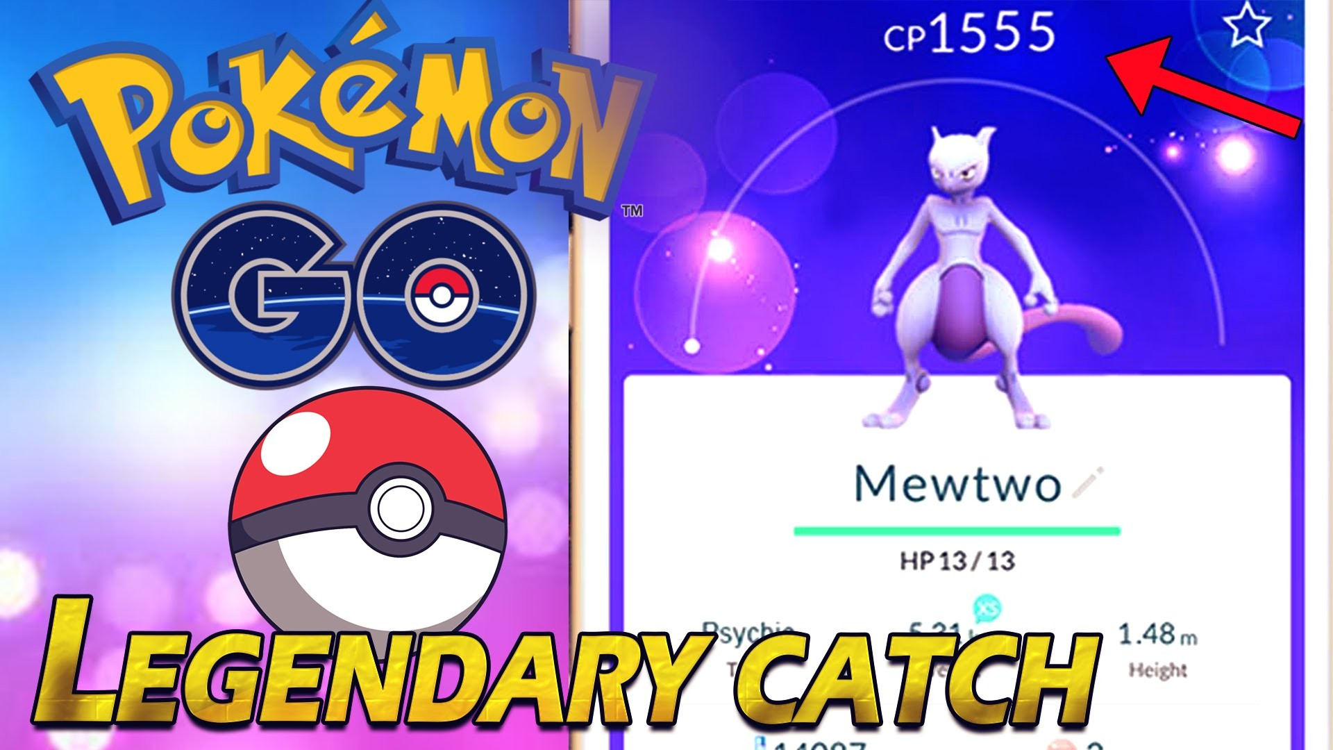 Pokemon GO – CATCH MEWTWO – LEGENDARY Pokemon Fangen – Mewtu, Mew, Ditto,  Arktos, Zapdos, Lavados – YouTube