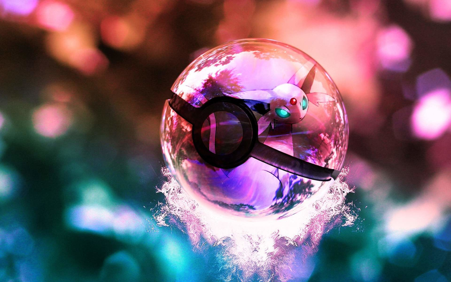Most Downloaded Pokeball Wallpapers – Full HD wallpaper search