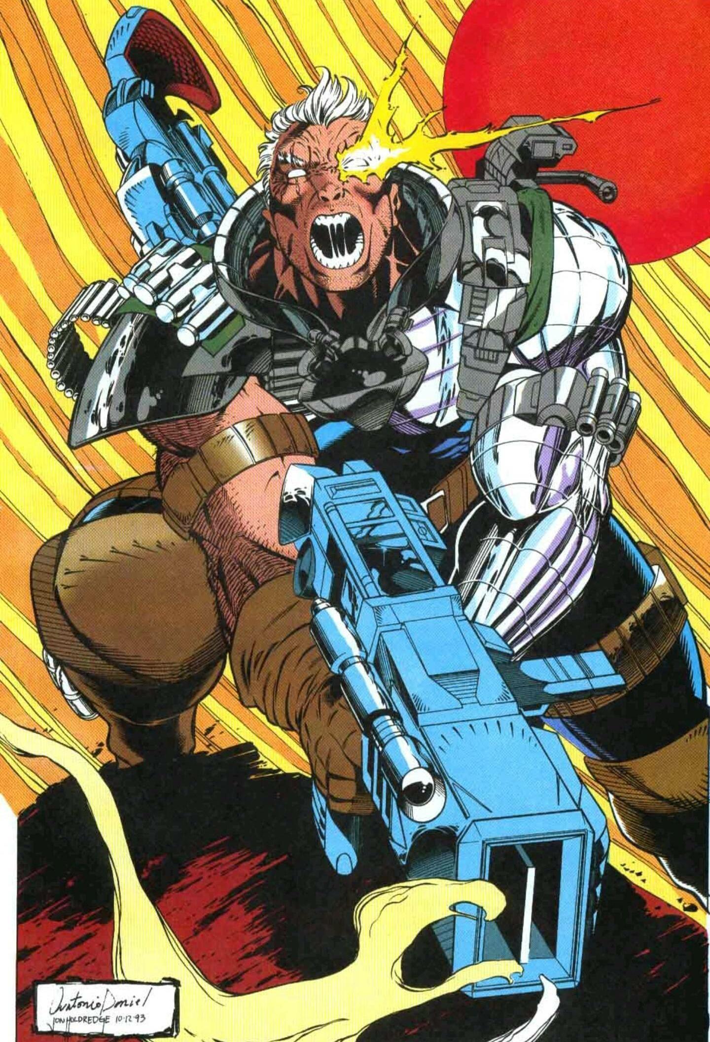 Mobile Wallpaper dump (Marvel Comics)