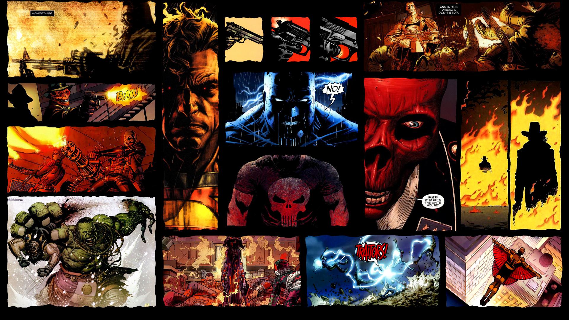 Comic Book Rage by xDroid Comic Book Rage by xDroid