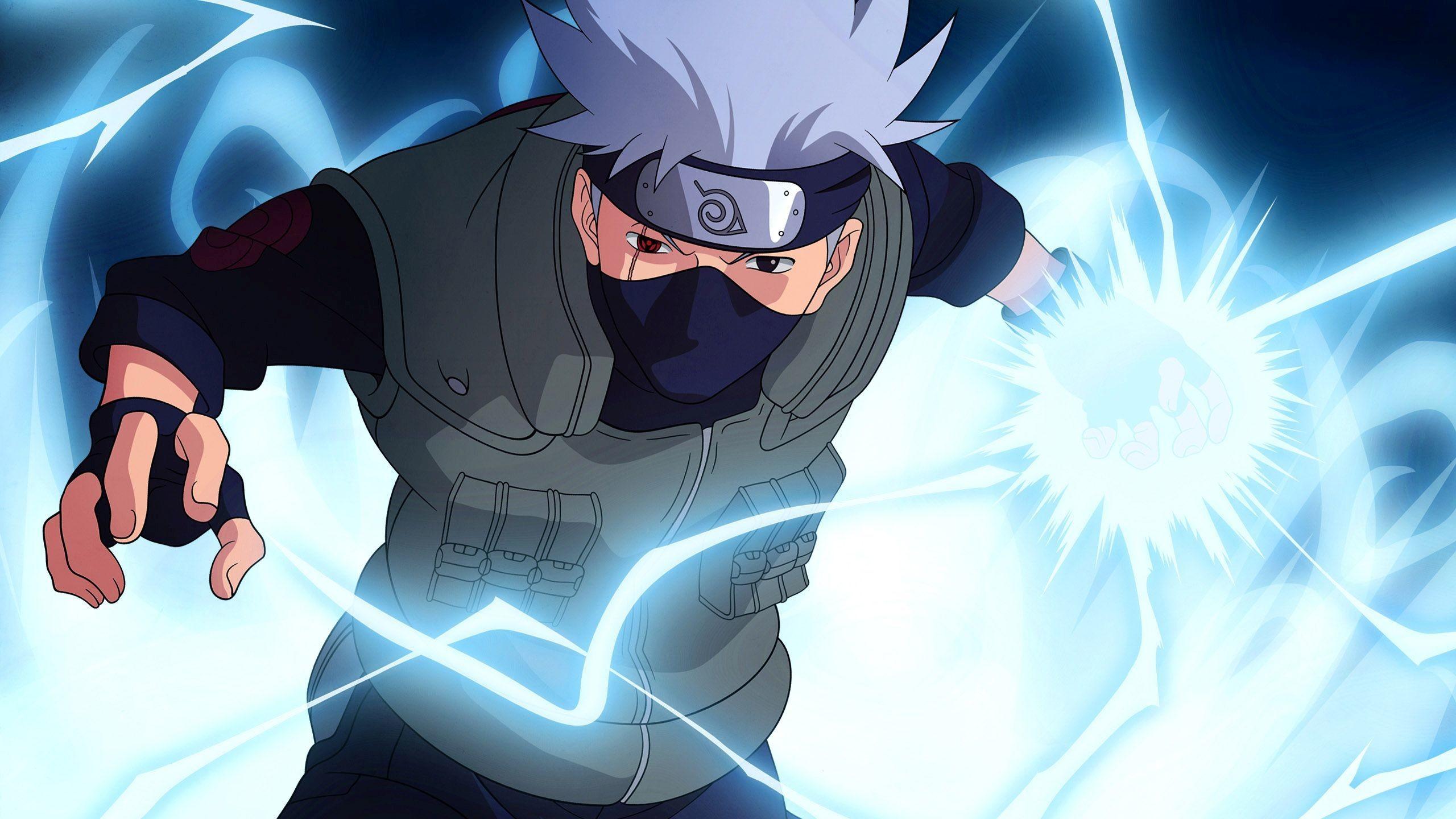 … Kakashi Hatake – Naruto HD Wallpaper 2560×1440