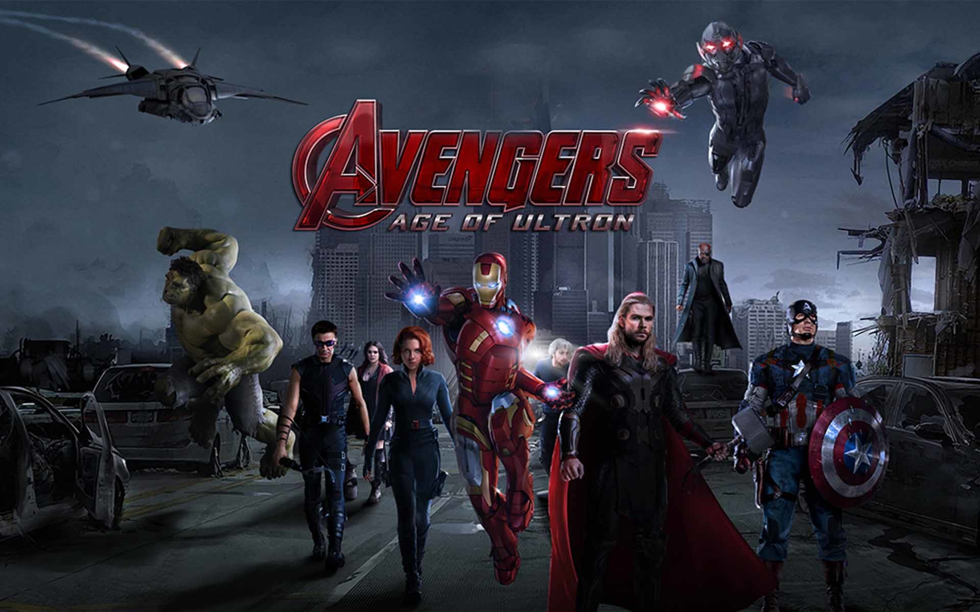 Avengers Age Of Ultron Wallpapers Pack Download – FLGX DB