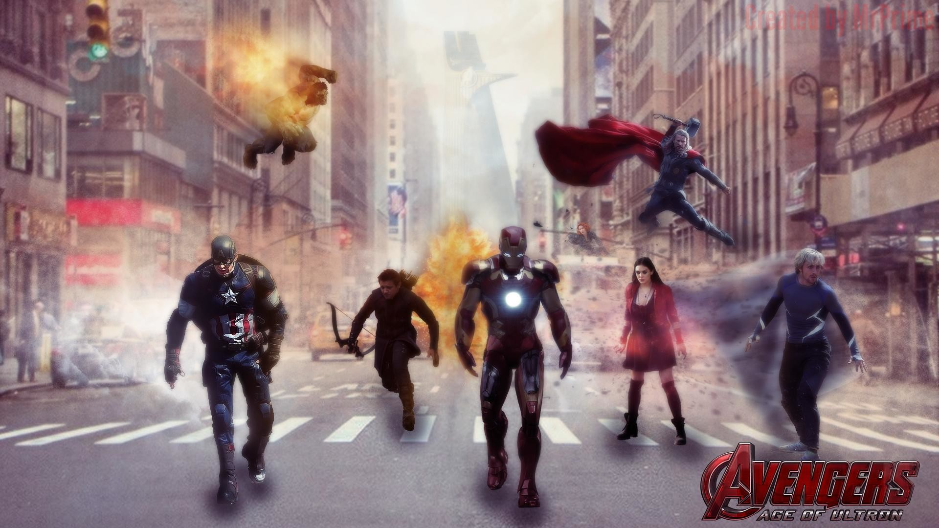 Avengers Age Of Ultron Wallpapers High Quality Resolution