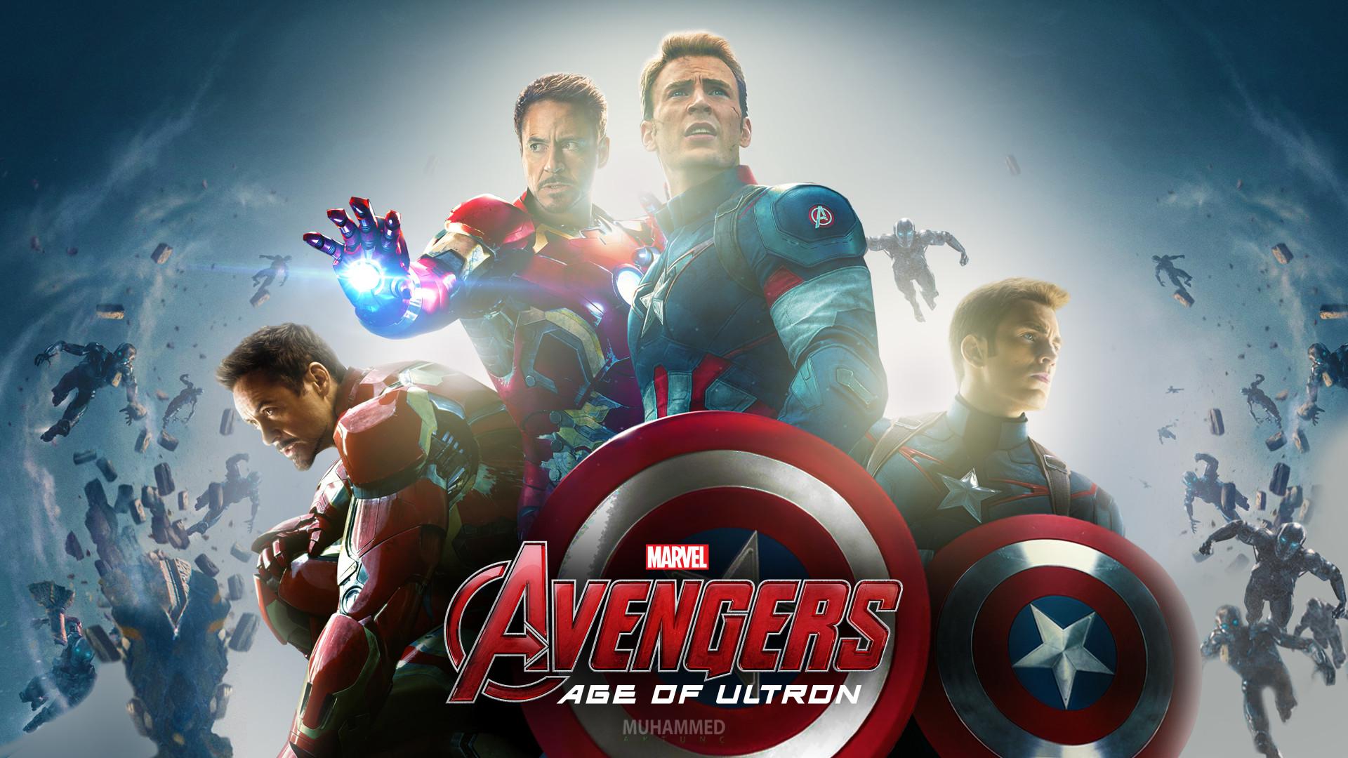 Avengers Age Of Ultron Wallpaper Desktop Background
