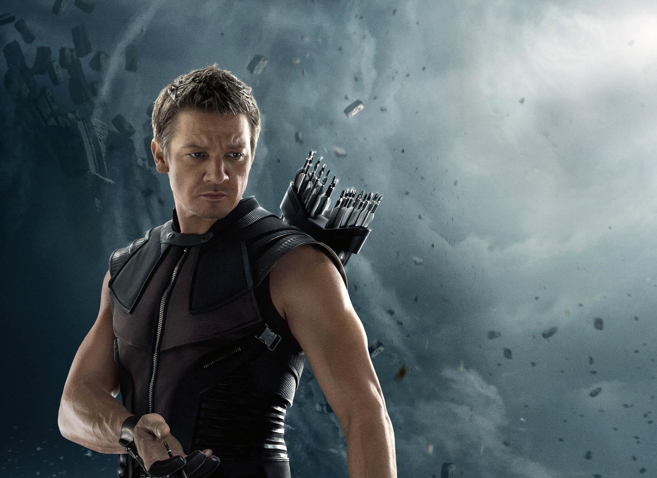 Hawkeye / Clint Barton – Avengers: Age of Ultron wallpaper