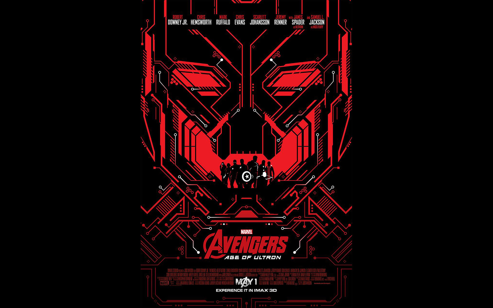 2015 Avengers Age of Ultron IMAX