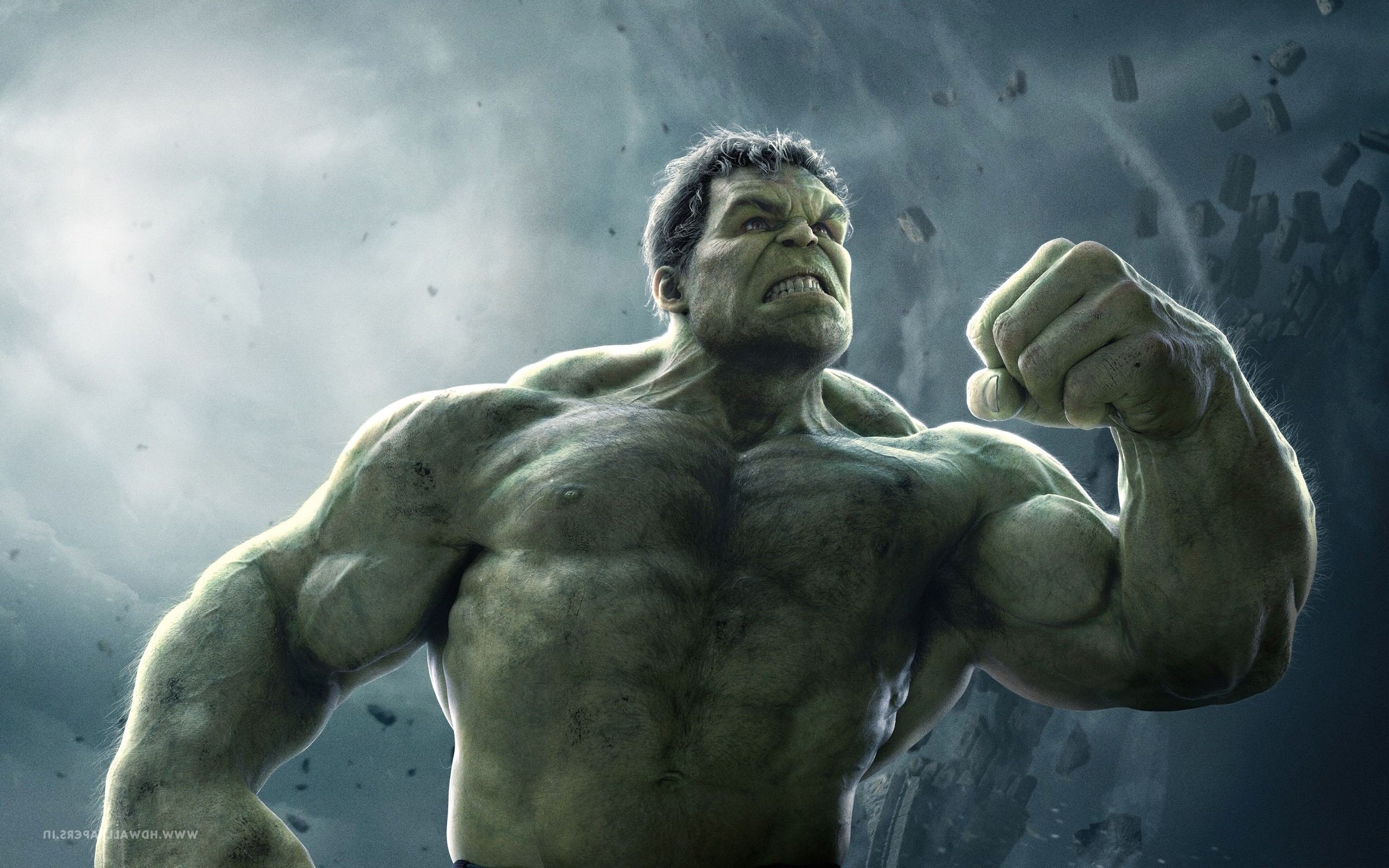 Hulk In Avengers Age Of Ultron 2560×1080 Resolution