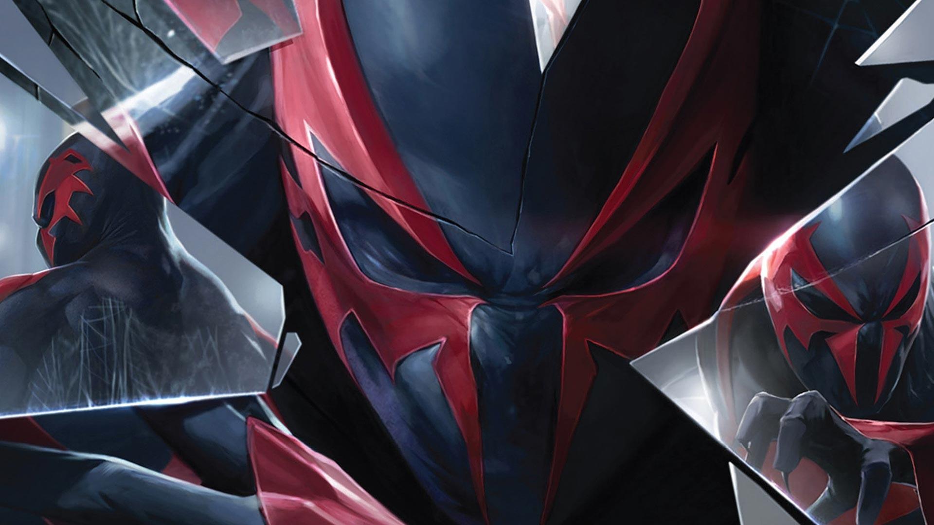 Download Spider-Man 2099 Wallpaper