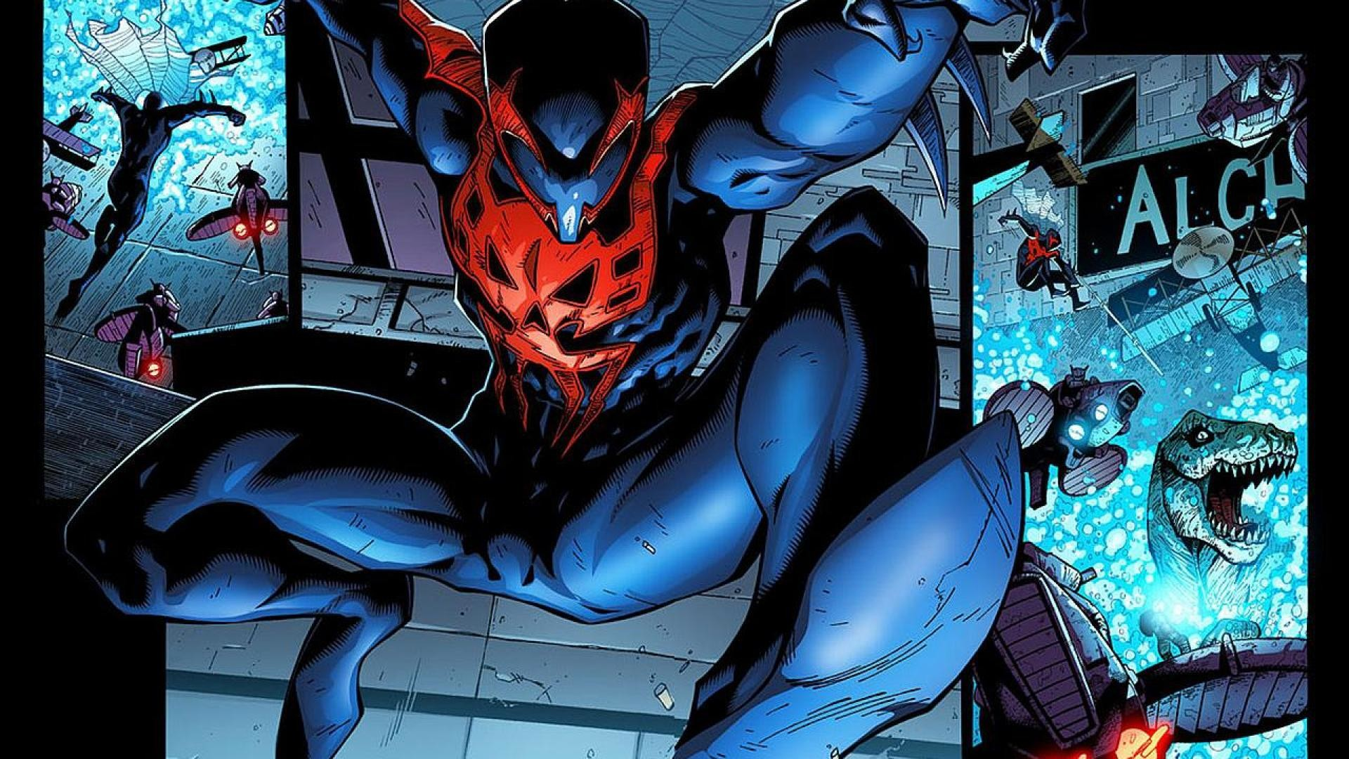 Spider man 2099 – (#126535) – High Quality and Resolution .