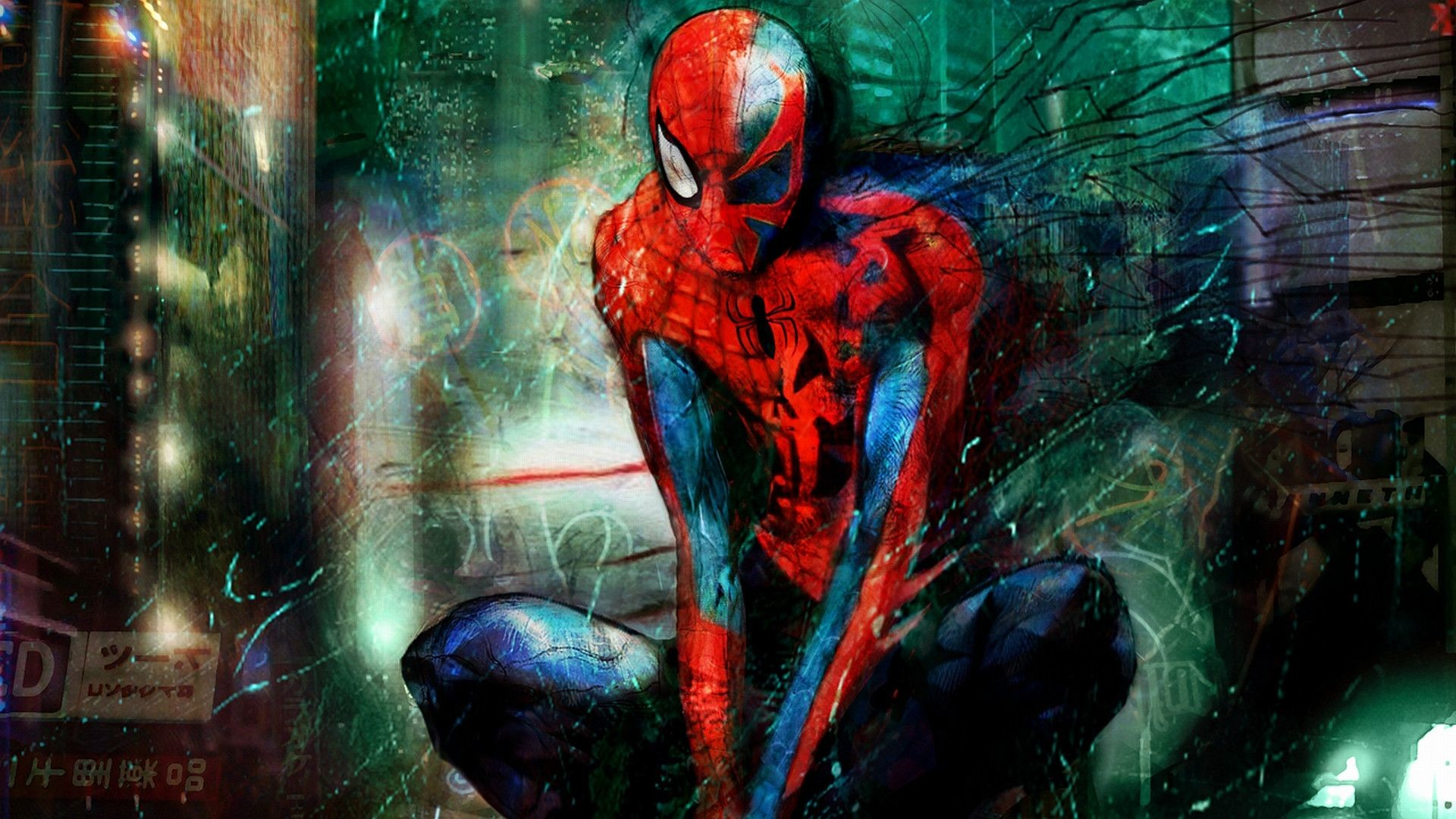 Spider Man 2099 Wallpapers – Wallpaper Cave