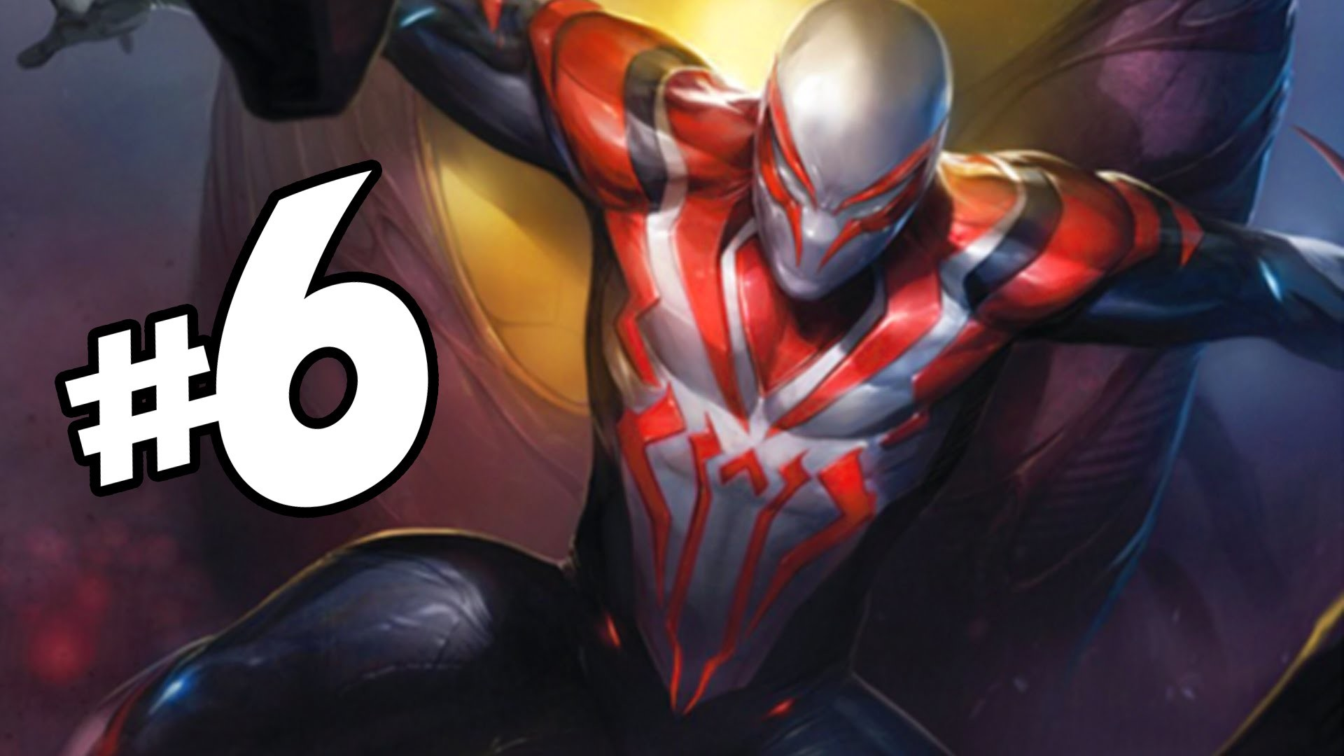 Spider-Man 2099 (All-New All-Different) Issue #6 Full Comic Review! (2016)  – YouTube