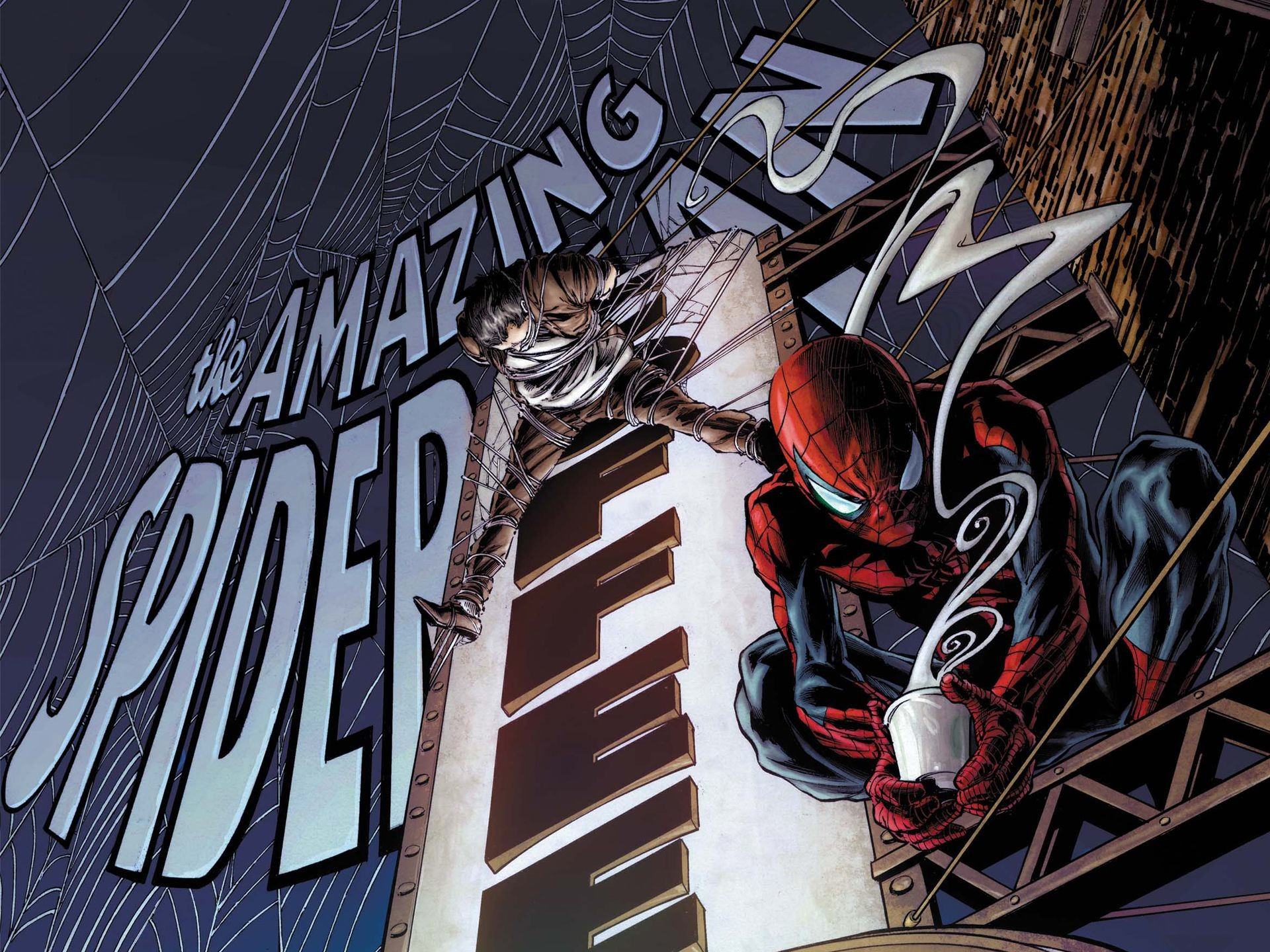 Questa Spider-man 1920 x 1440 » Comic Wallpapers