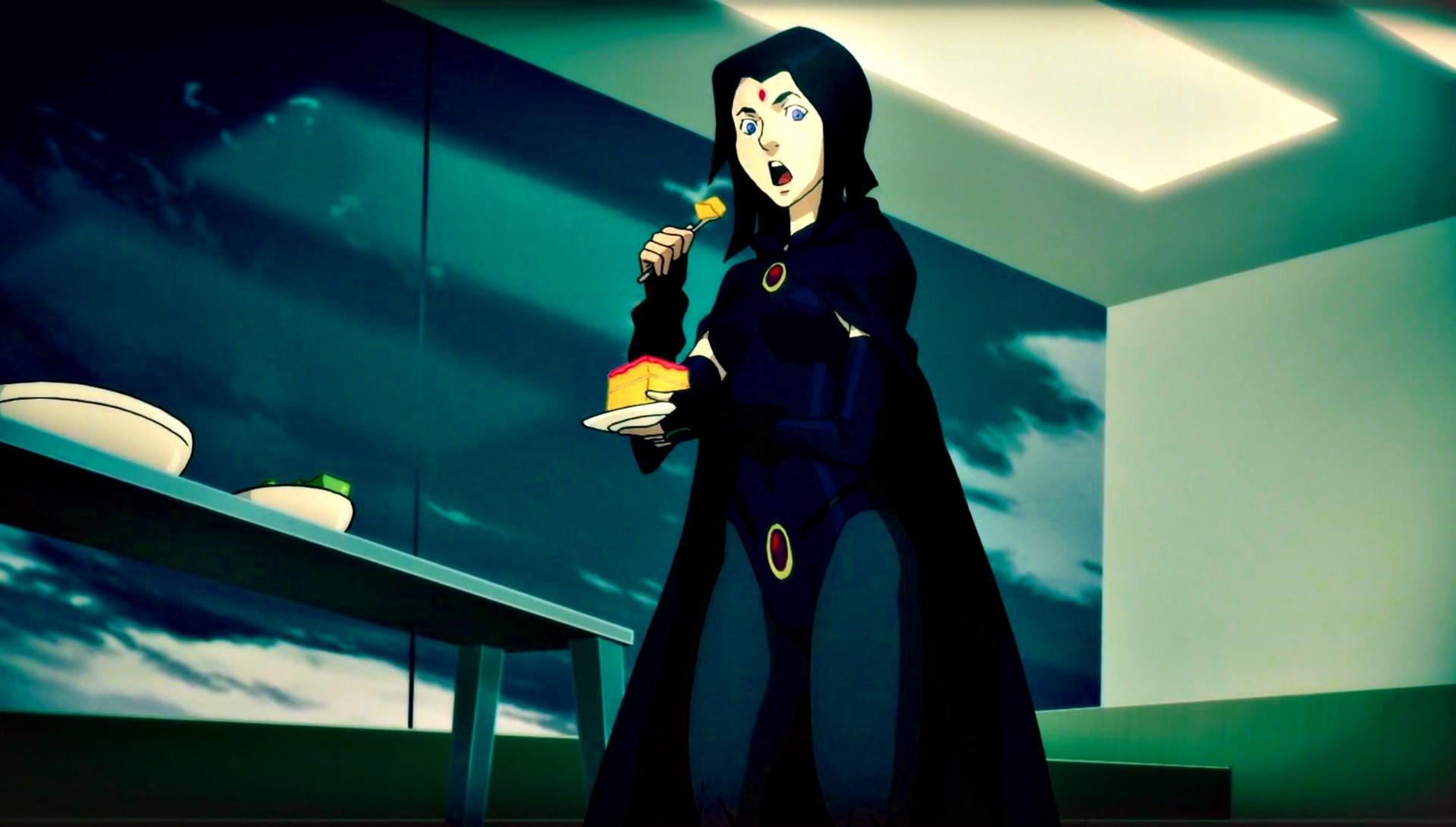 Movie – Teen Titans: The Judas Contract Raven (DC Comics) Teen Titans  Wallpaper