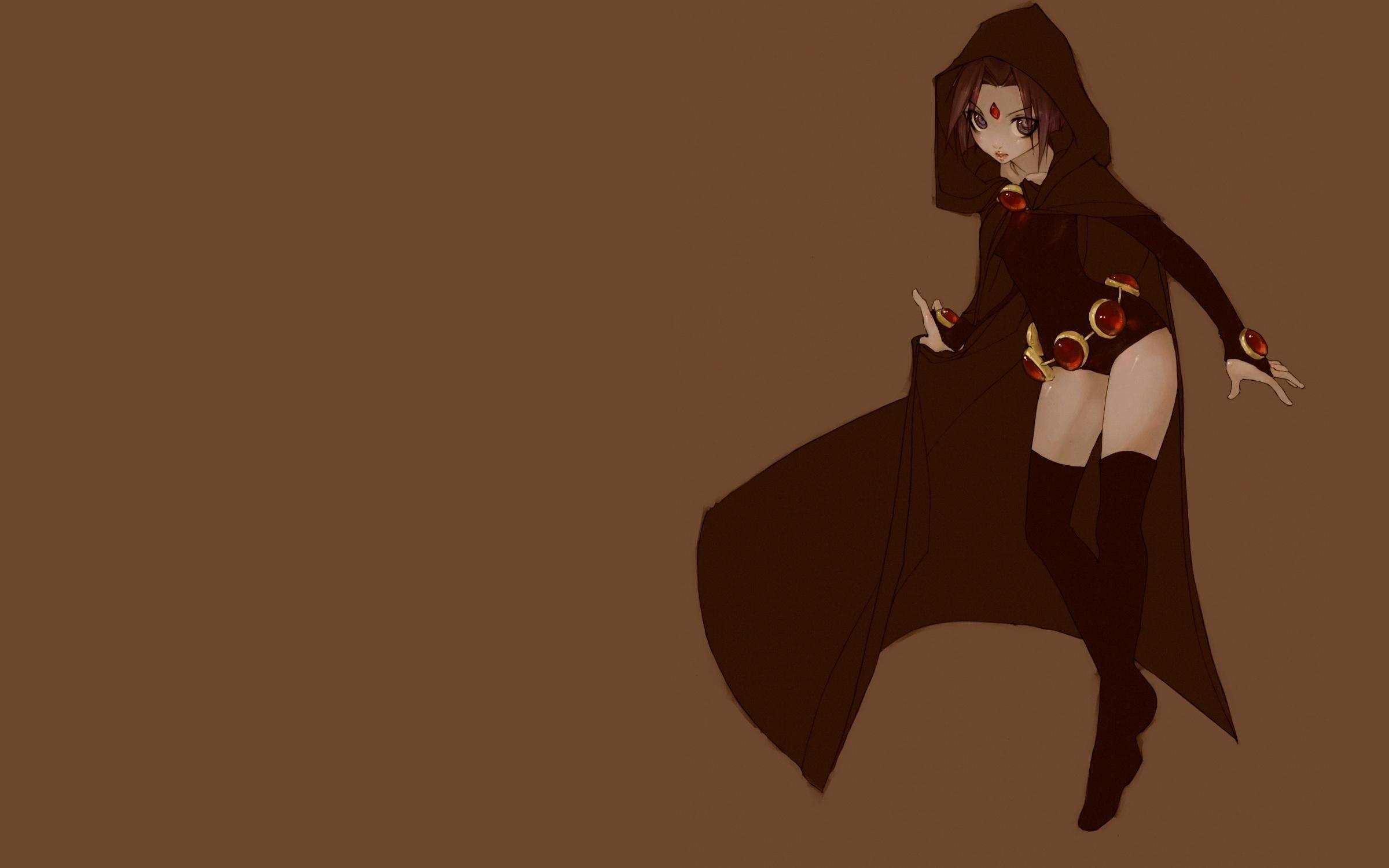 HD Raven Teen Titans Wallpaper.
