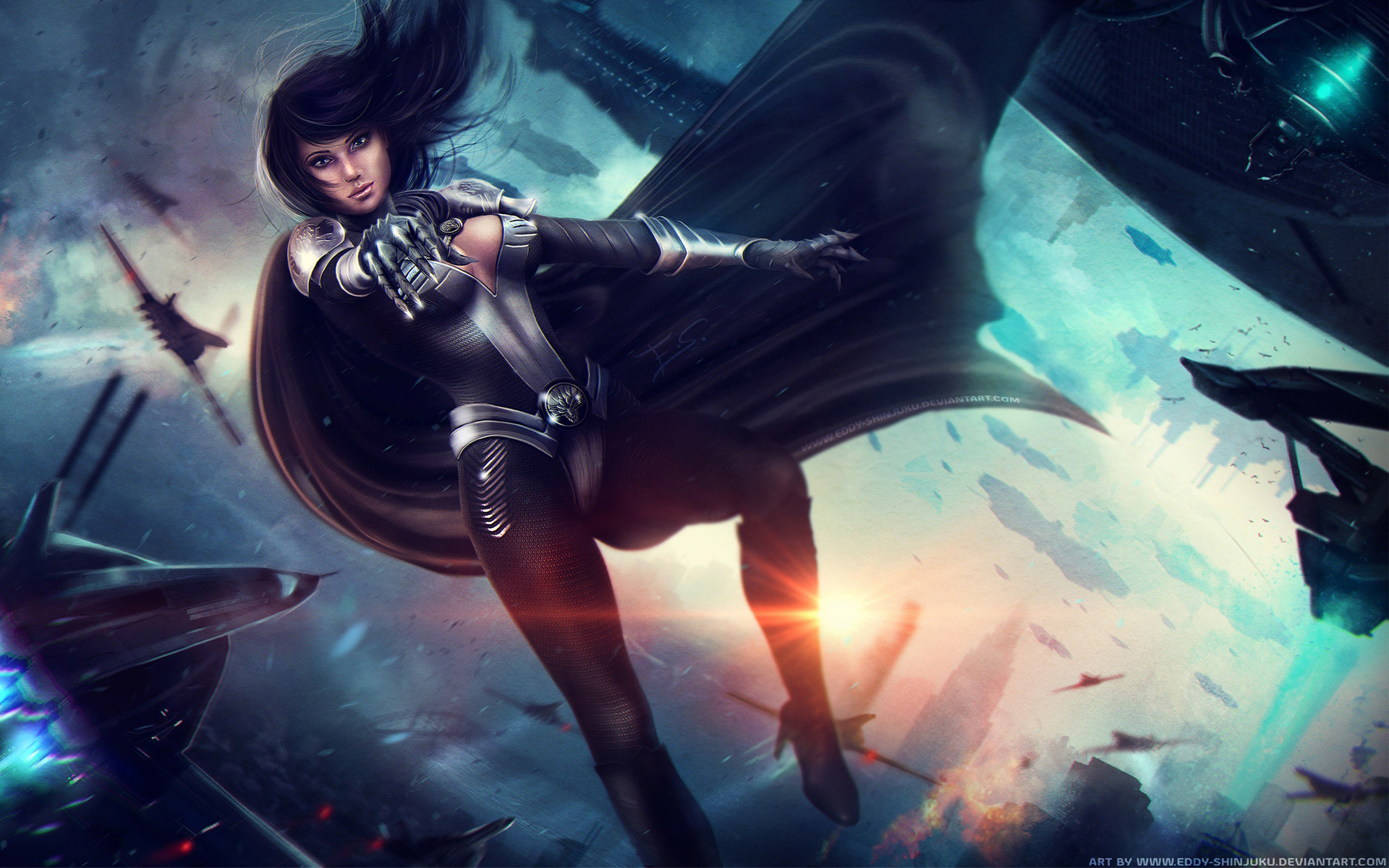Synestra DC Universe Wallpapers   HD Wallpapers